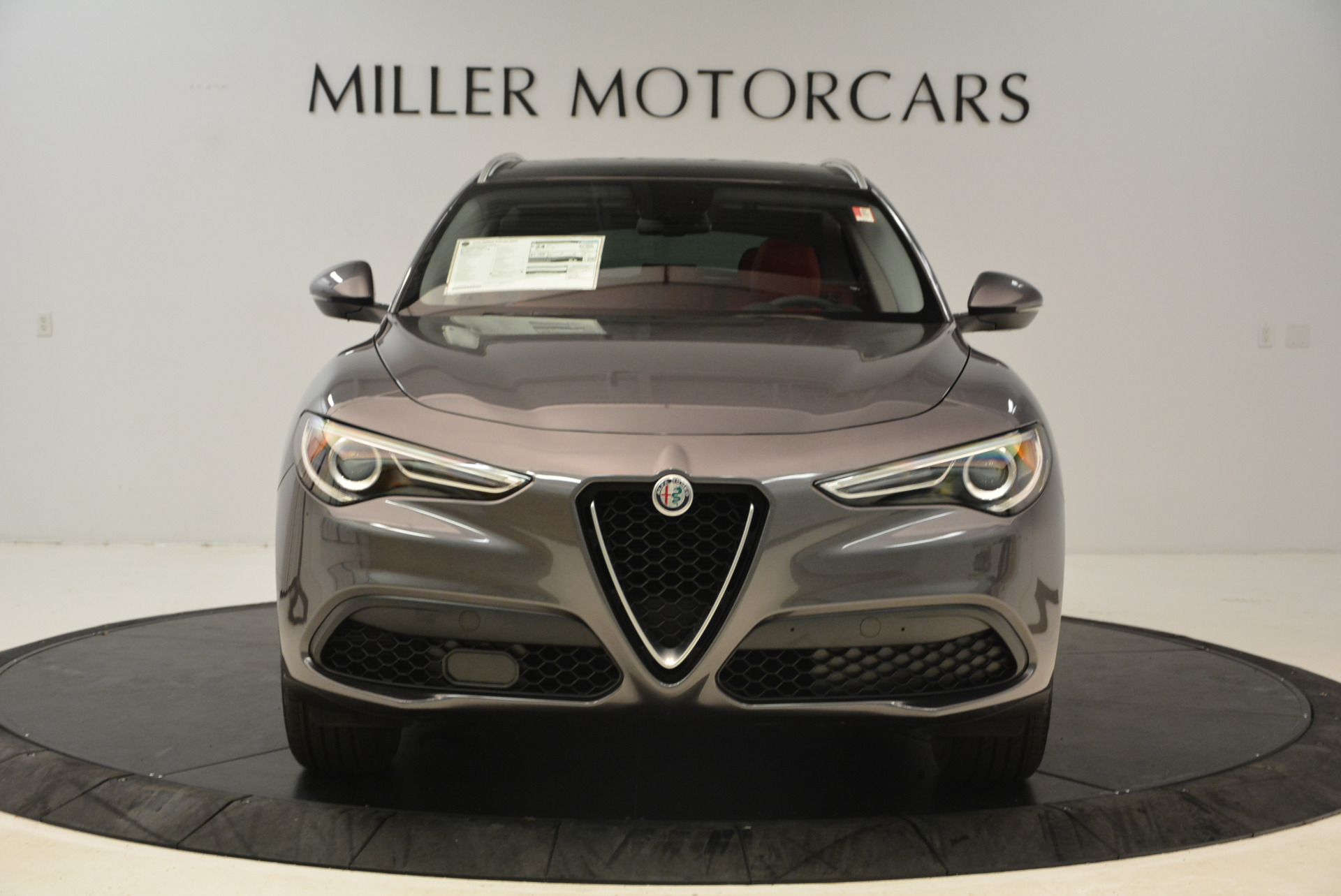 New 2018 Alfa Romeo Stelvio Q4 For Sale In Greenwich, CT 1490_p12