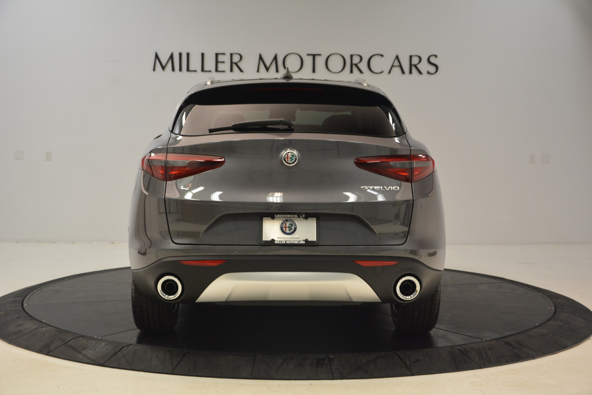 New 2018 Alfa Romeo Stelvio Q4 For Sale In Greenwich, CT 1490_p6