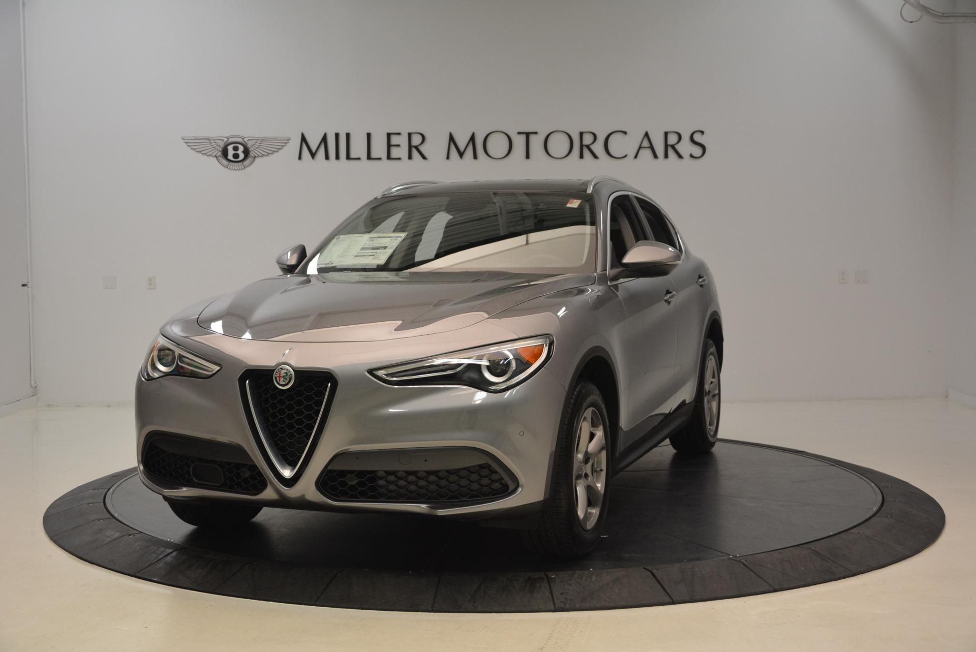 New 2018 Alfa Romeo Stelvio Q4 For Sale In Greenwich, CT 1491_main