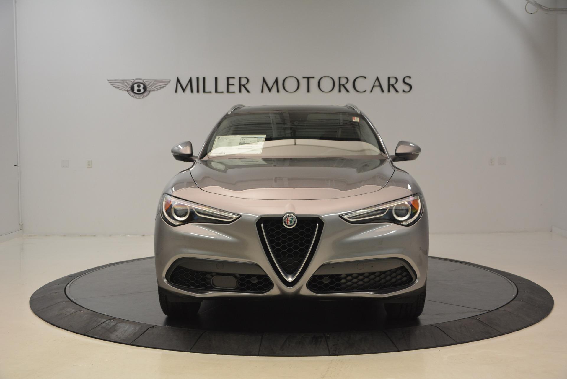 New 2018 Alfa Romeo Stelvio Q4 For Sale In Greenwich, CT 1491_p12
