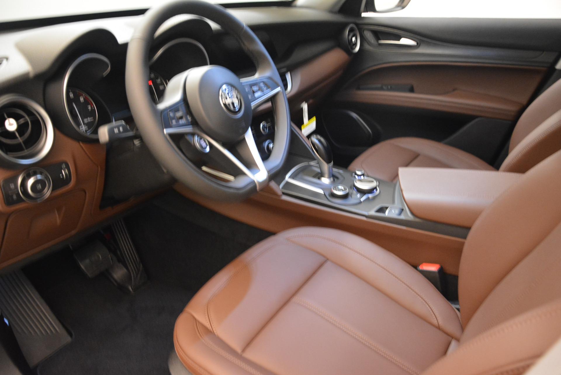 New 2018 Alfa Romeo Stelvio Q4 For Sale In Greenwich, CT 1491_p13