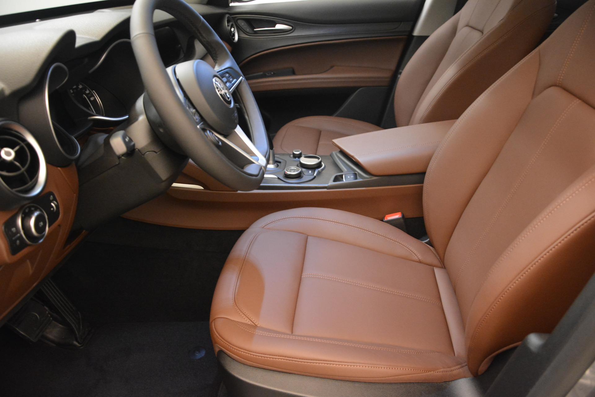New 2018 Alfa Romeo Stelvio Q4 For Sale In Greenwich, CT 1491_p14