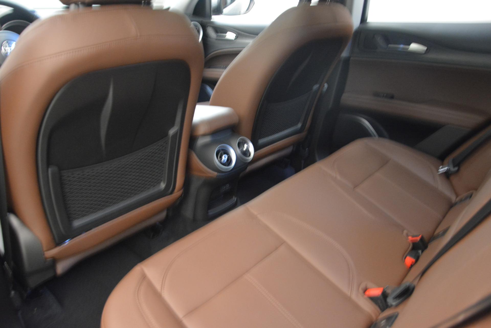 New 2018 Alfa Romeo Stelvio Q4 For Sale In Greenwich, CT 1491_p16