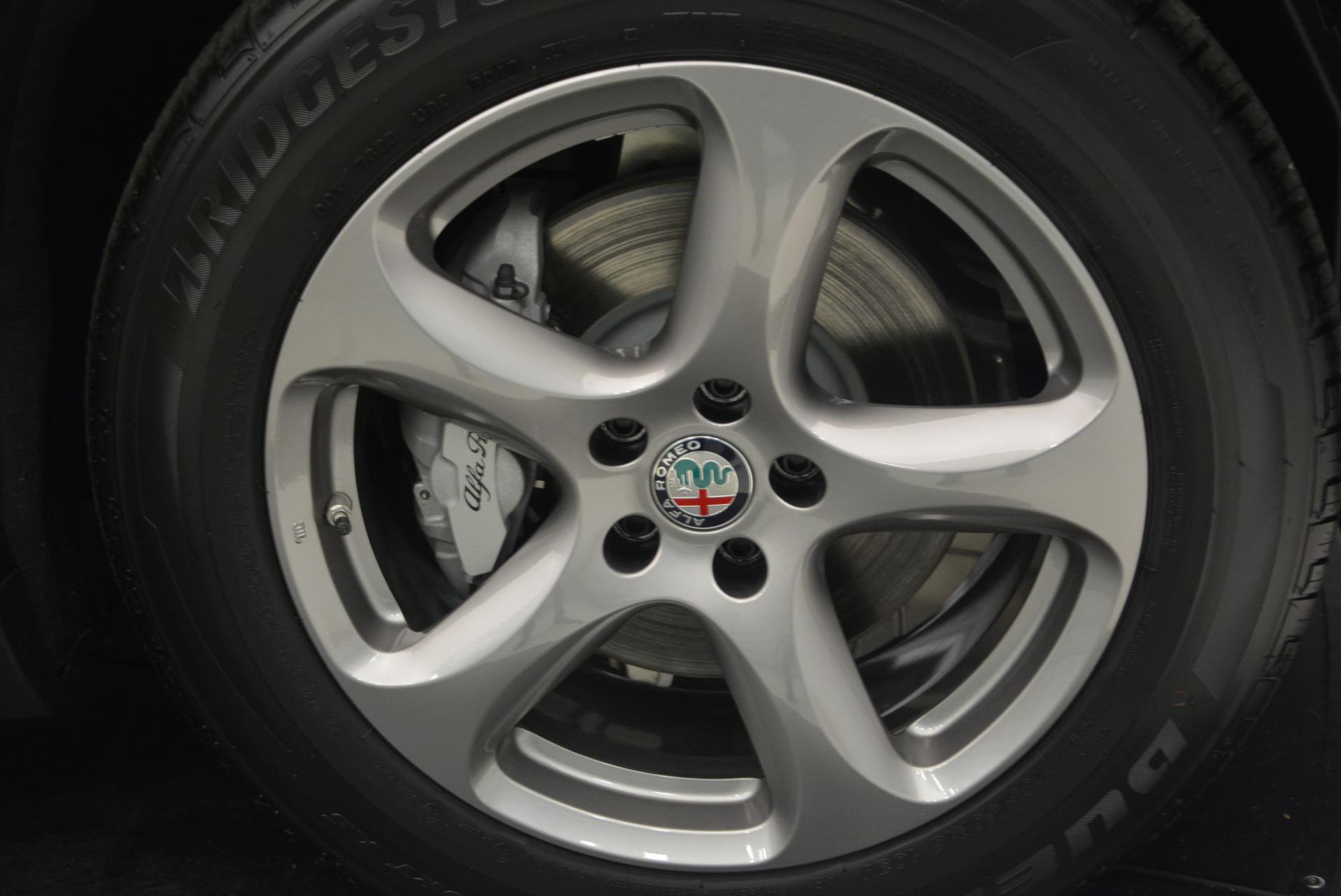 New 2018 Alfa Romeo Stelvio Q4 For Sale In Greenwich, CT 1491_p25