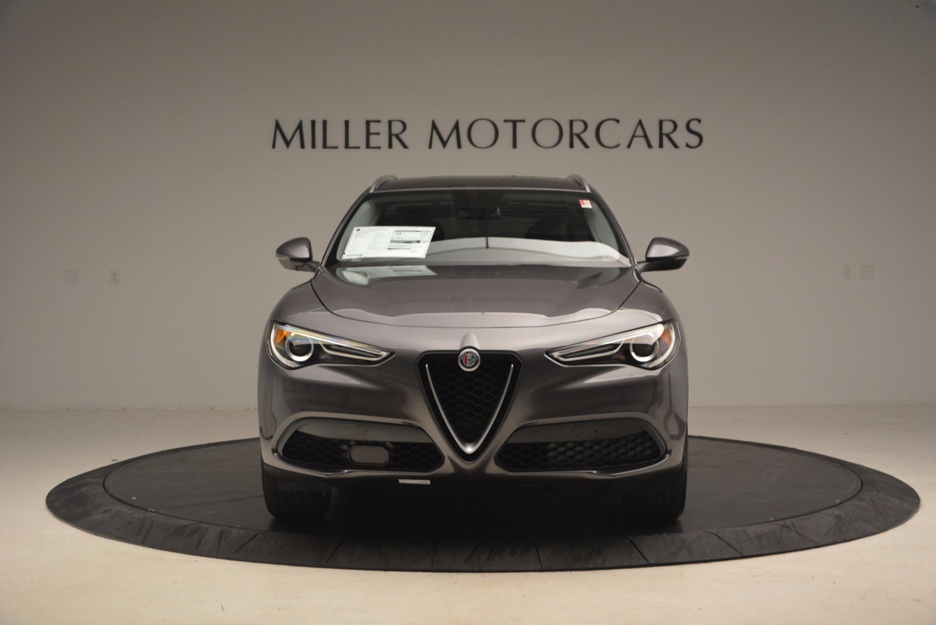New 2018 Alfa Romeo Stelvio Q4 For Sale In Greenwich, CT 1492_p12