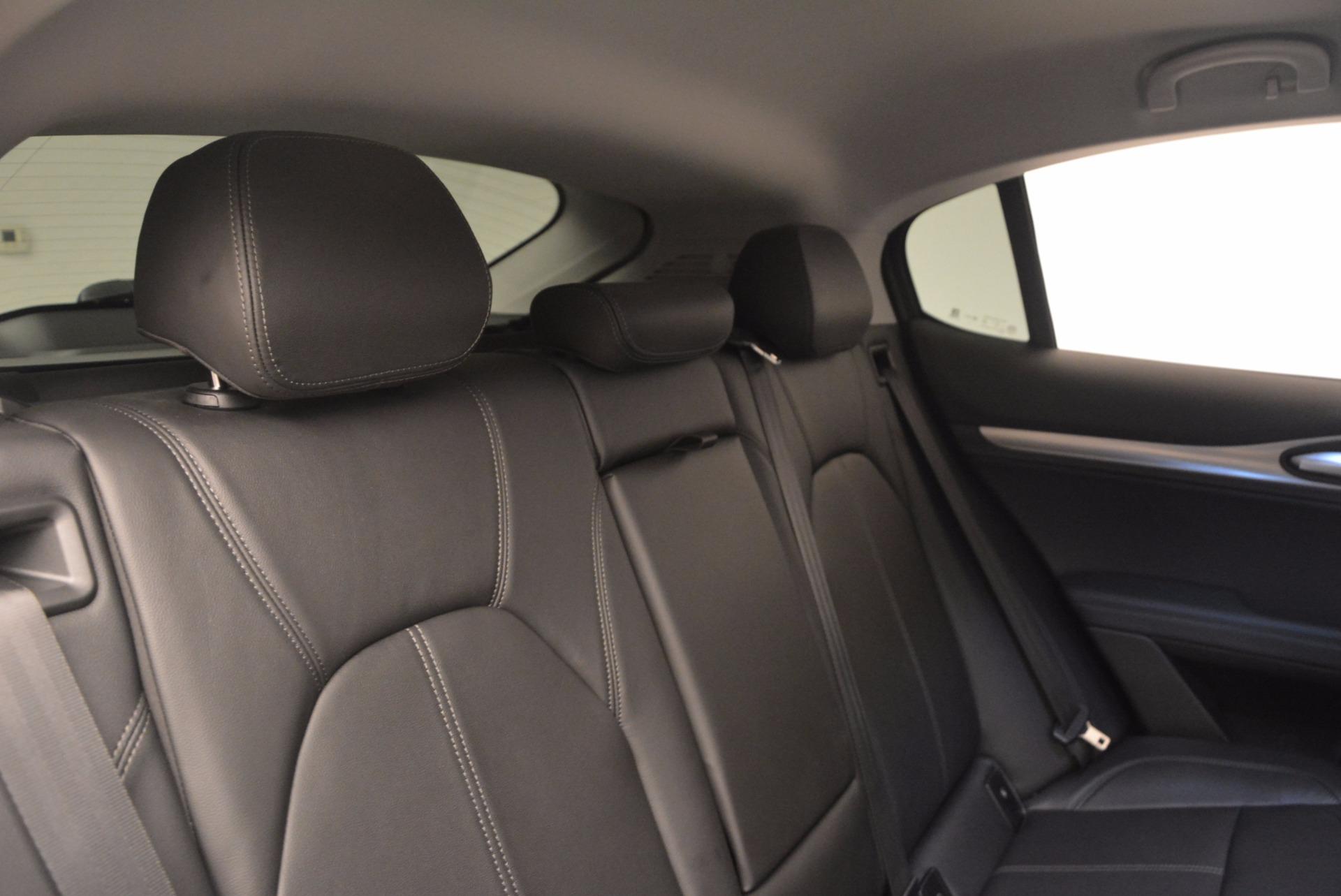 New 2018 Alfa Romeo Stelvio Q4 For Sale In Greenwich, CT 1492_p23