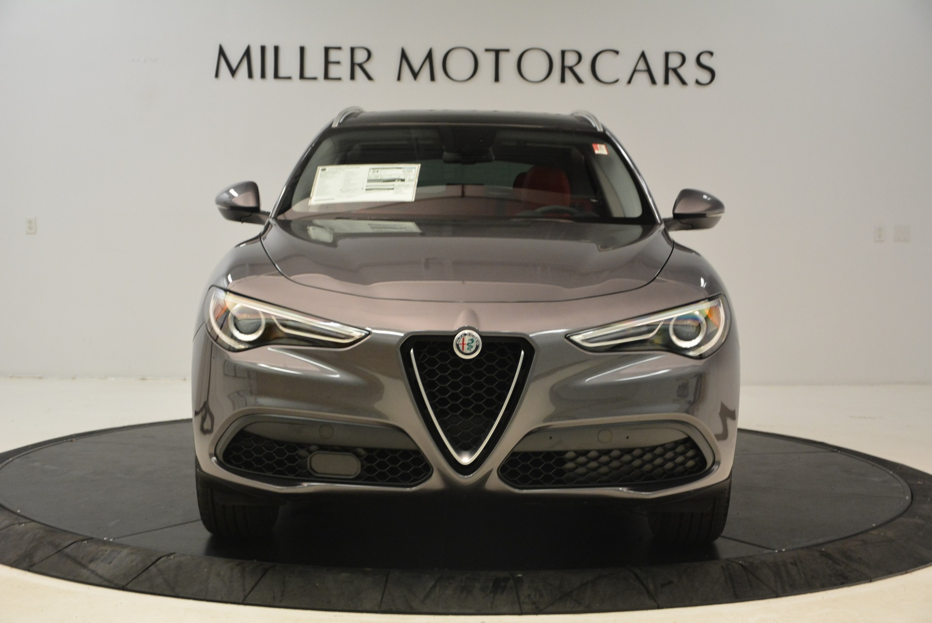 New 2018 Alfa Romeo Stelvio Q4 For Sale In Greenwich, CT 1493_p12