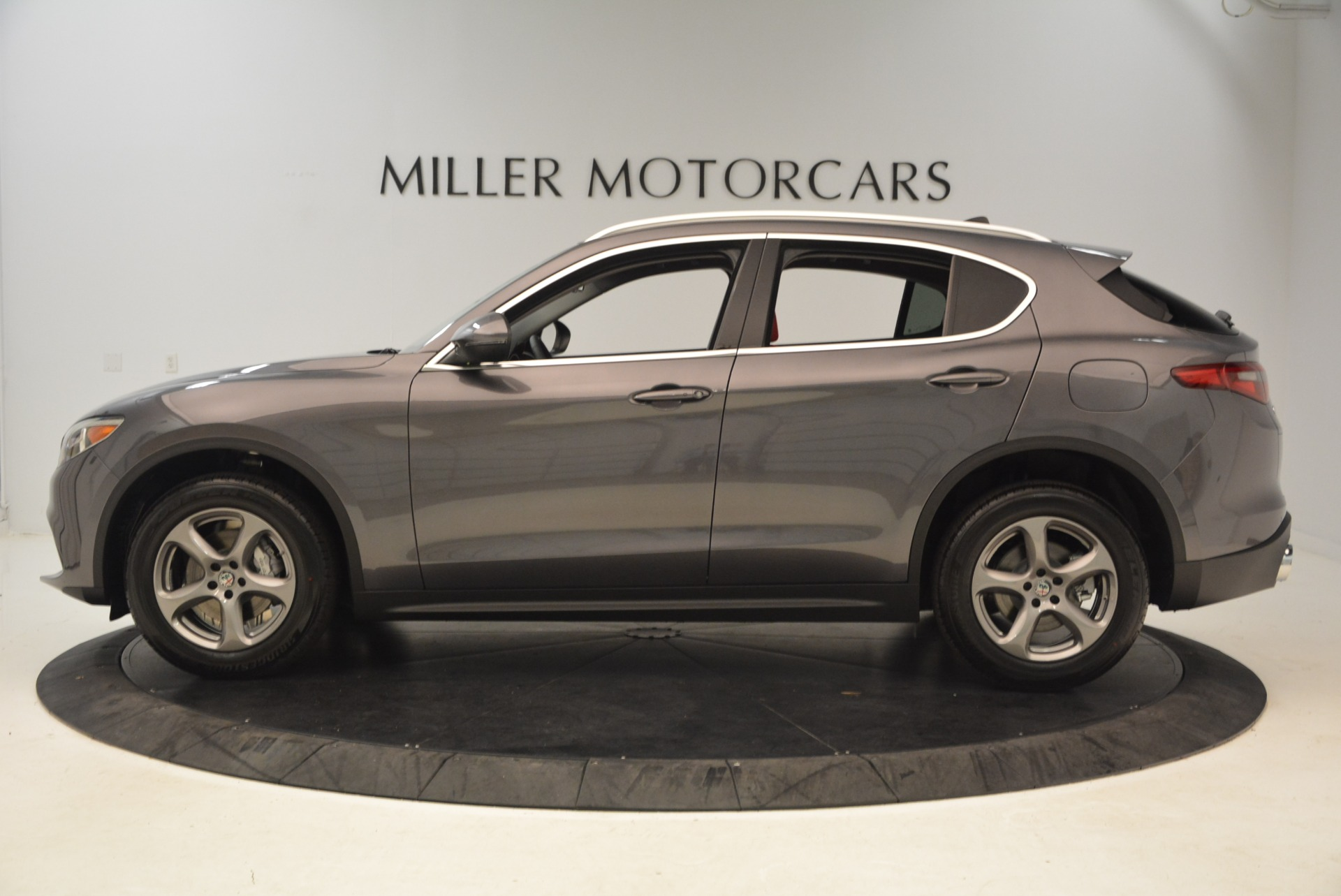 New 2018 Alfa Romeo Stelvio Q4 For Sale In Greenwich, CT 1493_p3