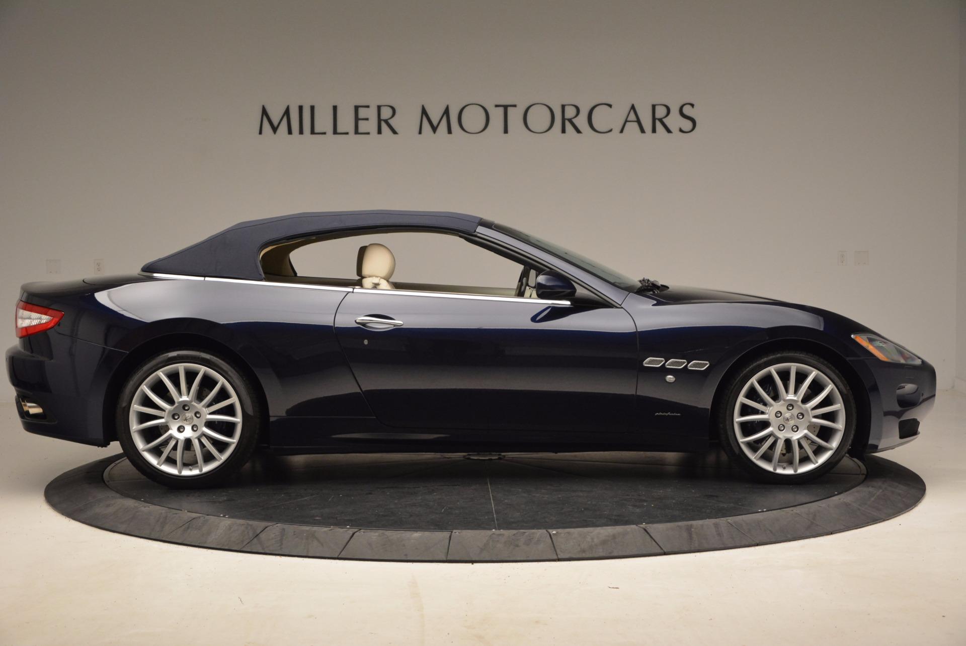 Used 2016 Maserati GranTurismo  For Sale In Greenwich, CT 1499_p21