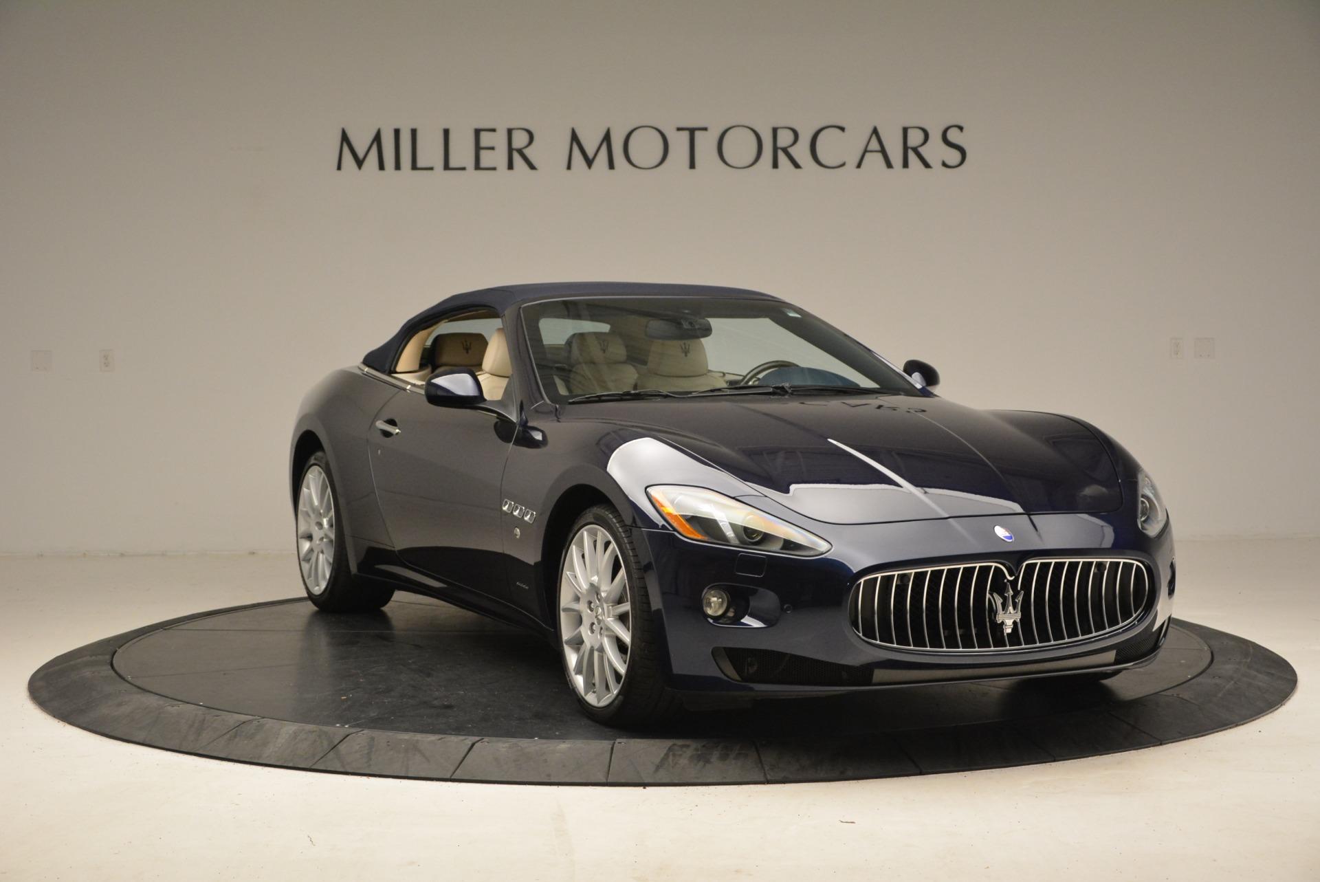 Used 2016 Maserati GranTurismo  For Sale In Greenwich, CT 1499_p23