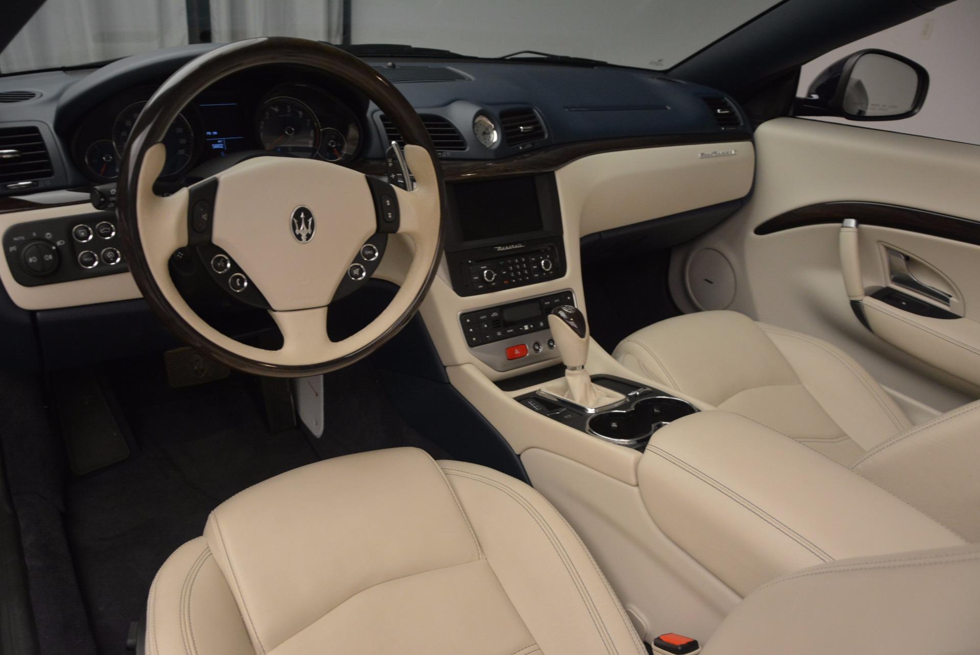 Used 2016 Maserati GranTurismo  For Sale In Greenwich, CT 1499_p26