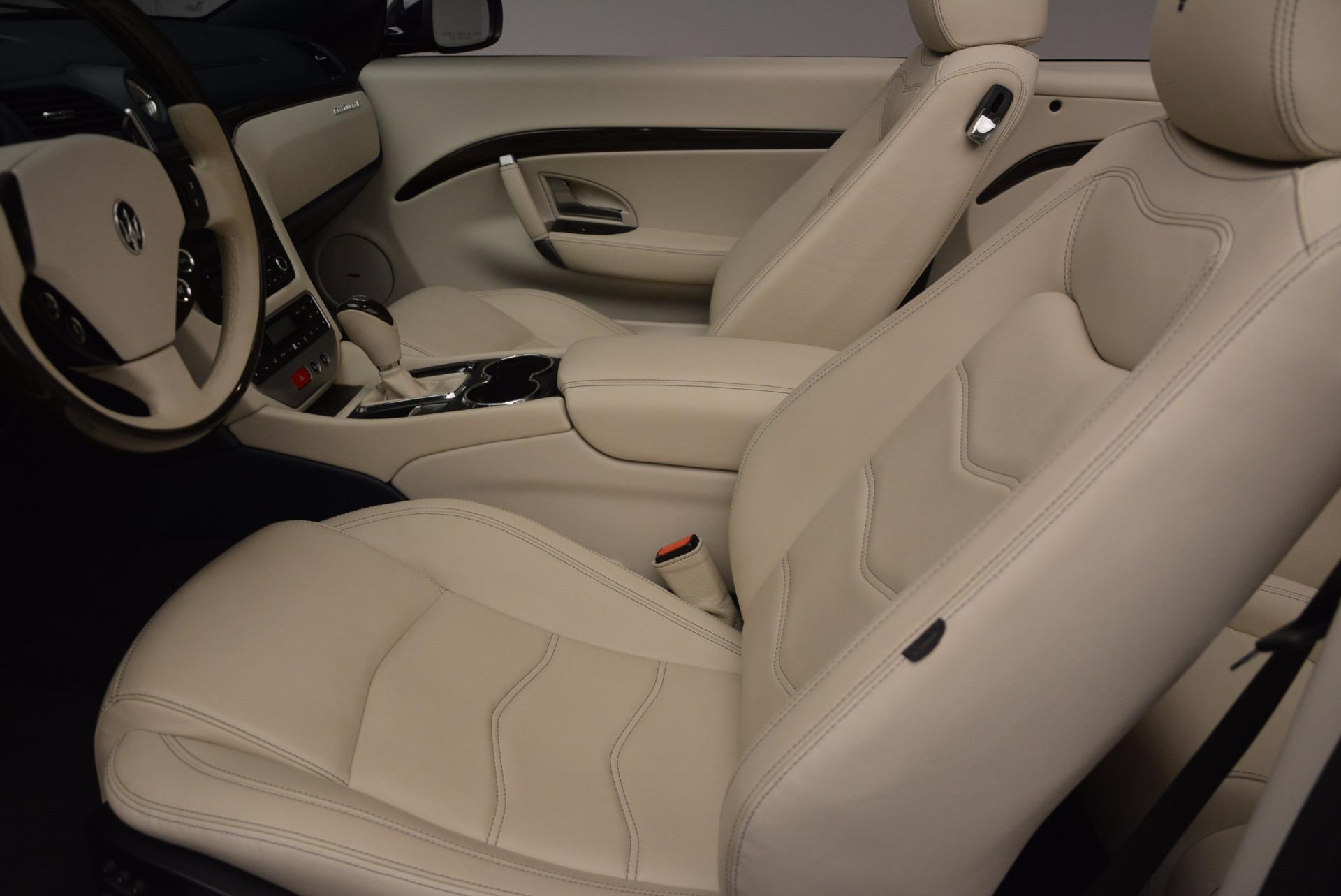 Used 2016 Maserati GranTurismo  For Sale In Greenwich, CT 1499_p27