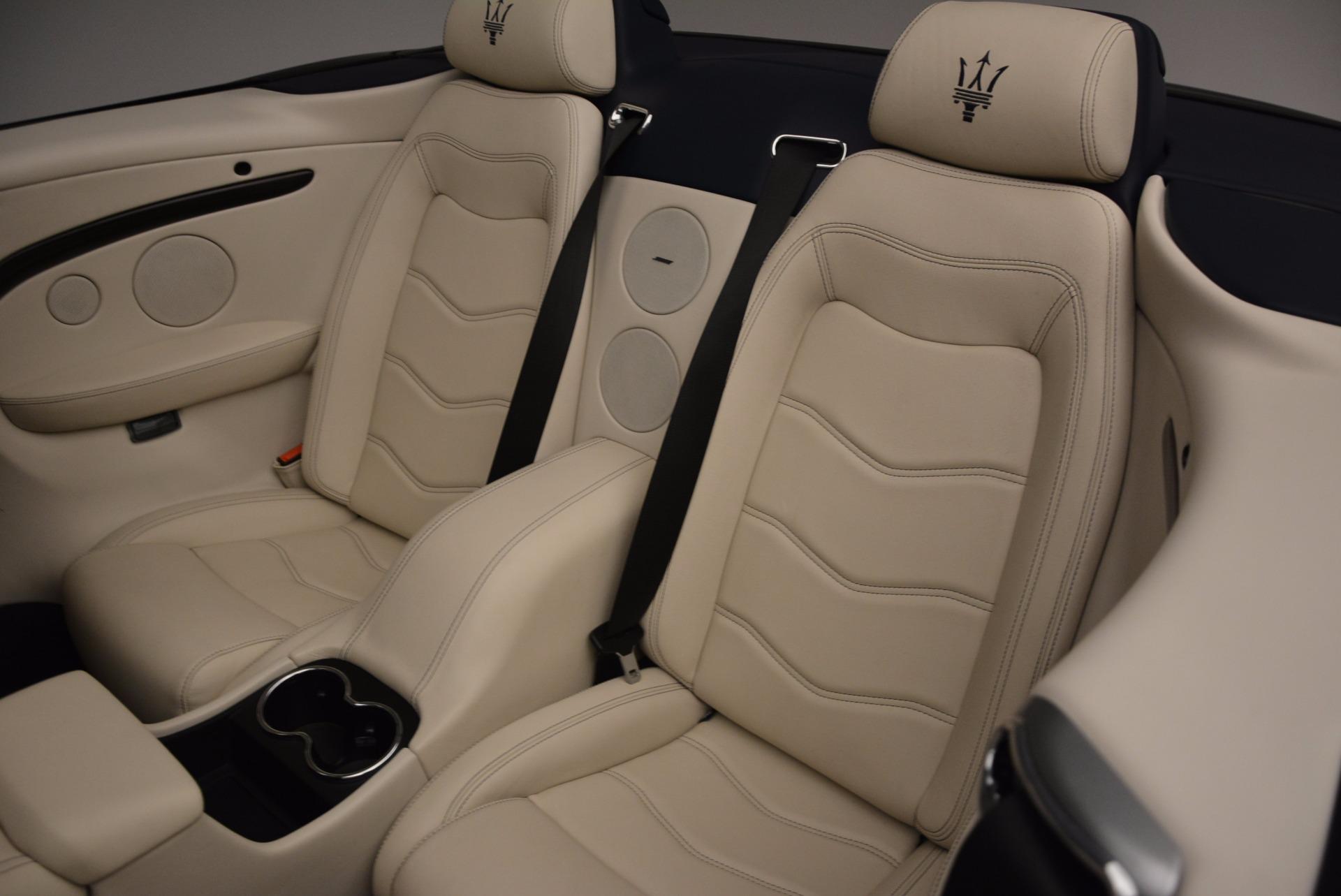 Used 2016 Maserati GranTurismo  For Sale In Greenwich, CT 1499_p29