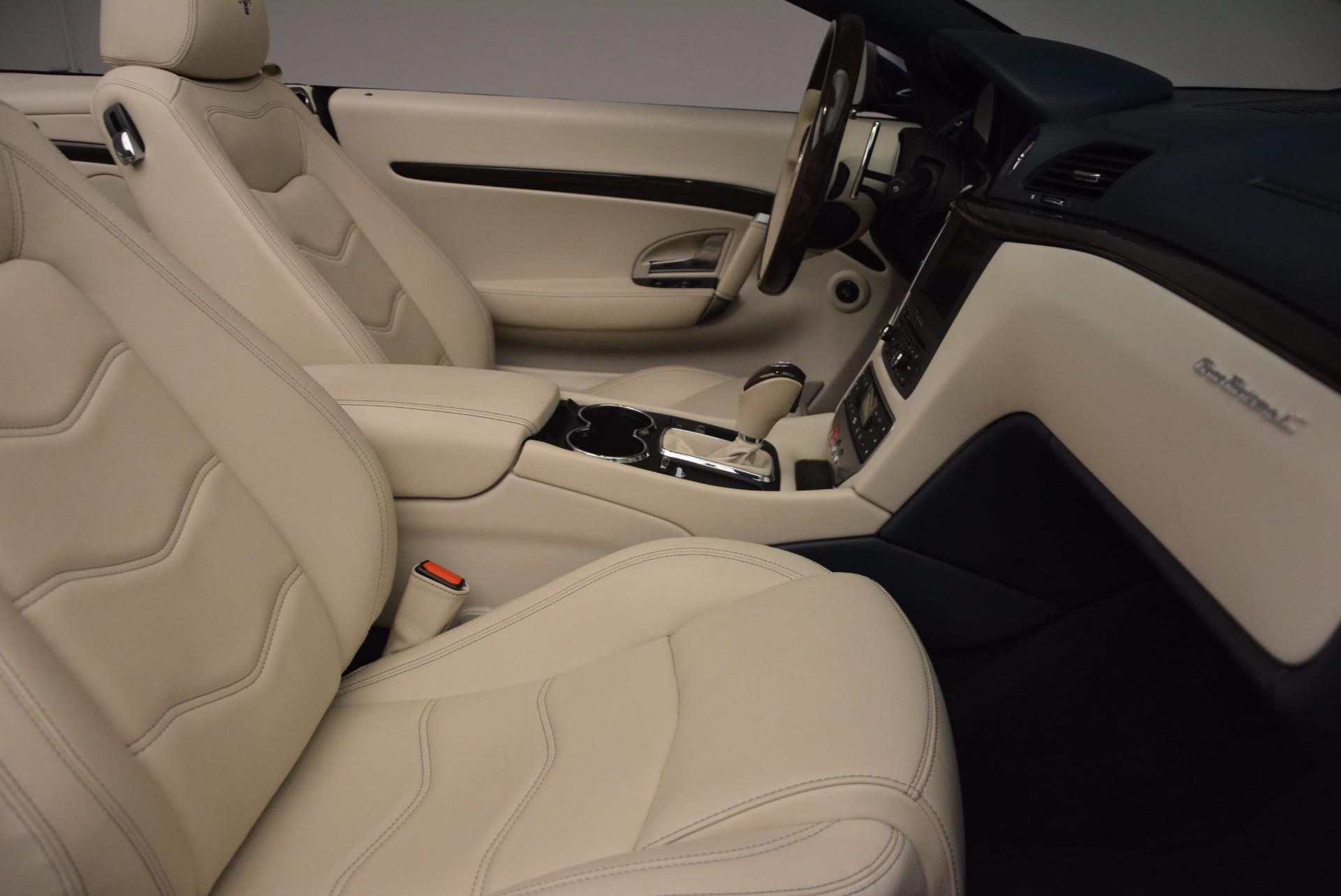 Used 2016 Maserati GranTurismo  For Sale In Greenwich, CT 1499_p32