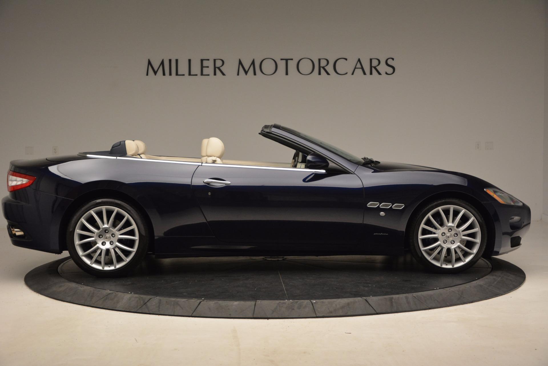 Used 2016 Maserati GranTurismo  For Sale In Greenwich, CT 1499_p8