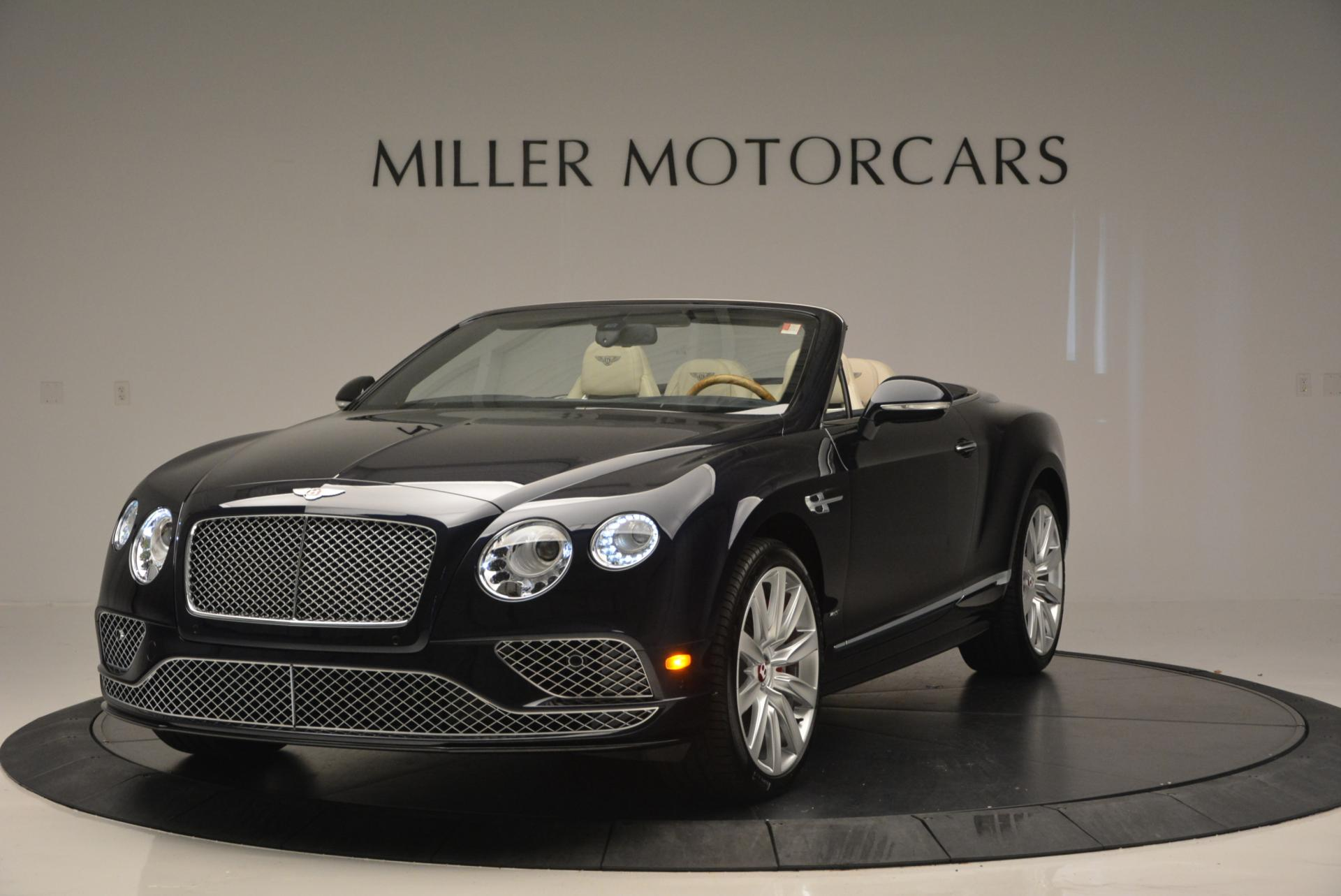 Used 2016 Bentley Continental GT V8 S Convertible  For Sale In Greenwich, CT 15_main