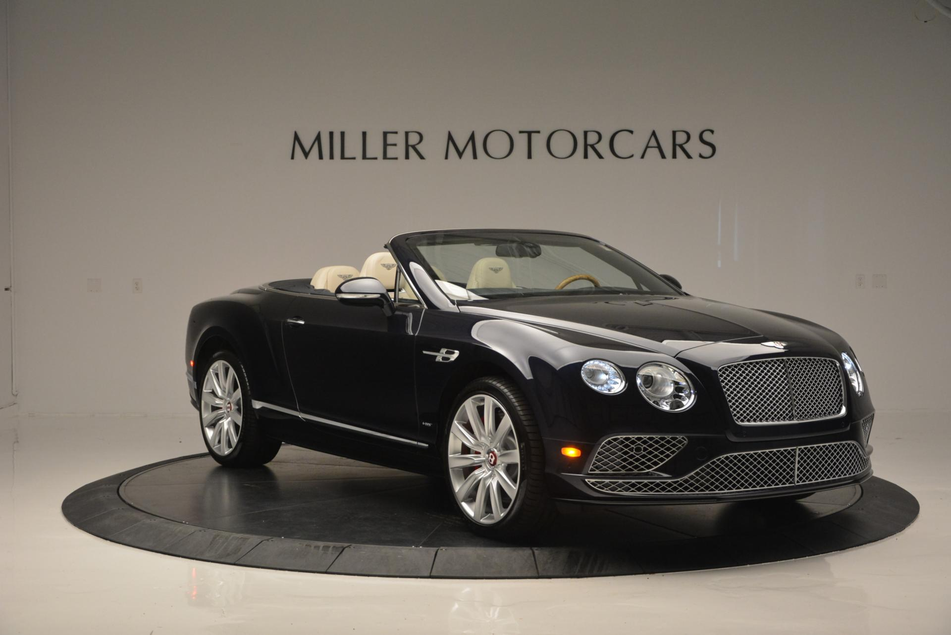 Used 2016 Bentley Continental GT V8 S Convertible  For Sale In Greenwich, CT 15_p11