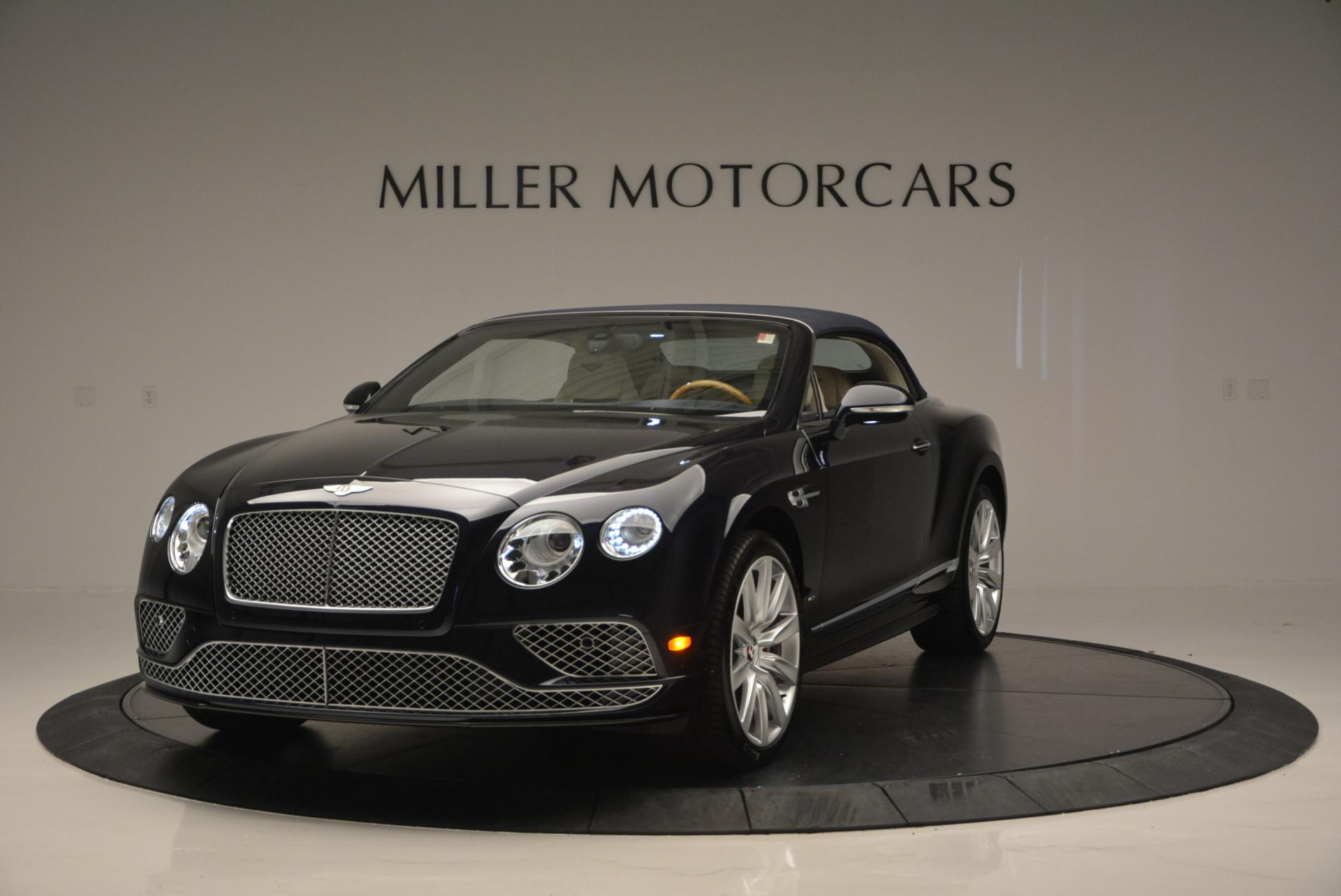 Used 2016 Bentley Continental GT V8 S Convertible  For Sale In Greenwich, CT 15_p13