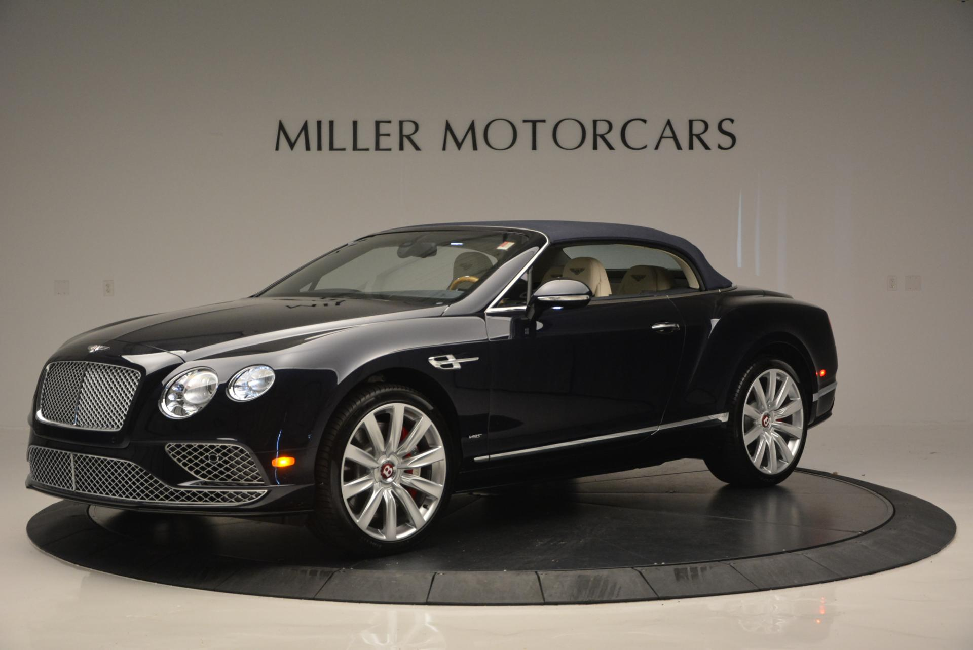 Used 2016 Bentley Continental GT V8 S Convertible  For Sale In Greenwich, CT 15_p14