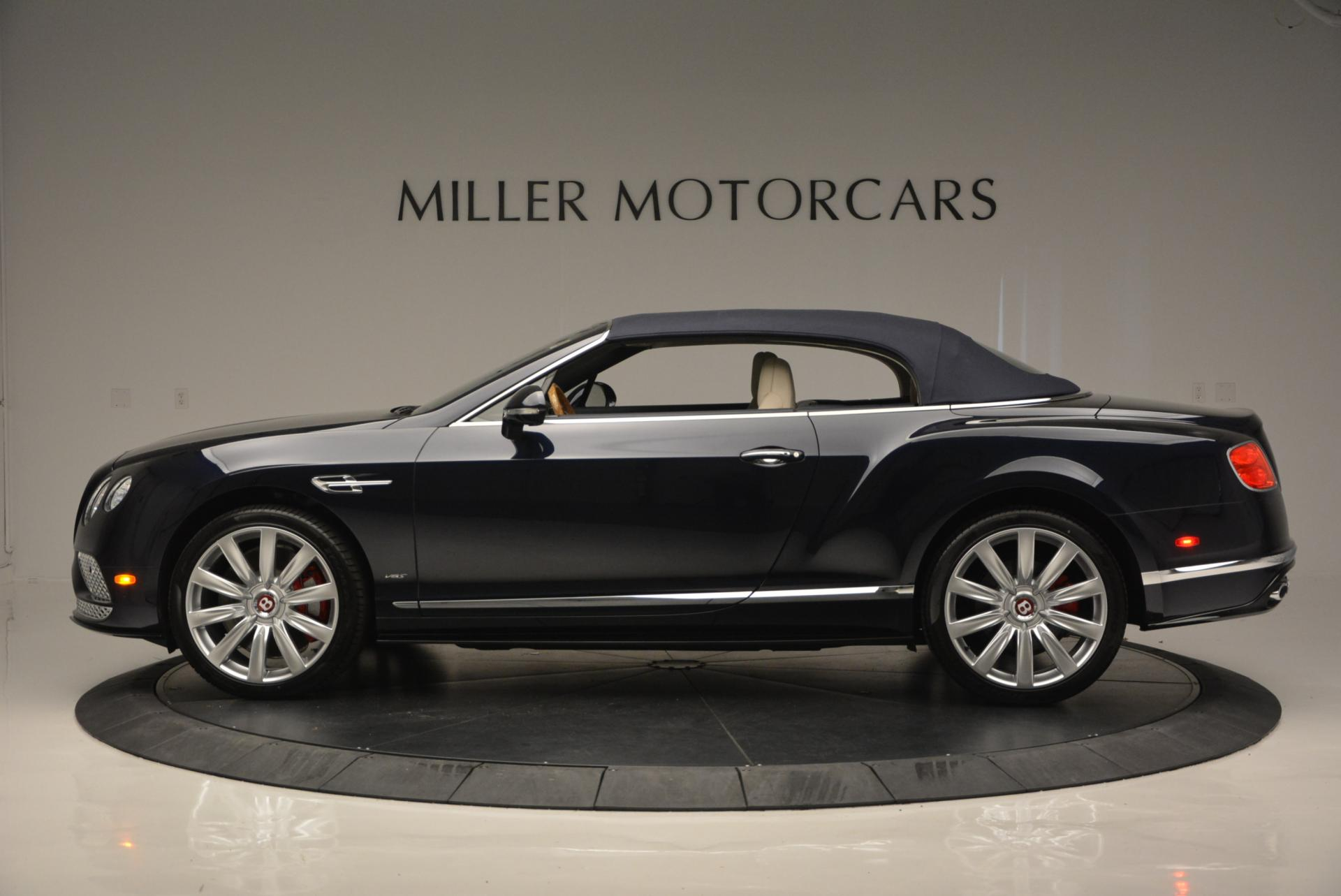 Used 2016 Bentley Continental GT V8 S Convertible  For Sale In Greenwich, CT 15_p15
