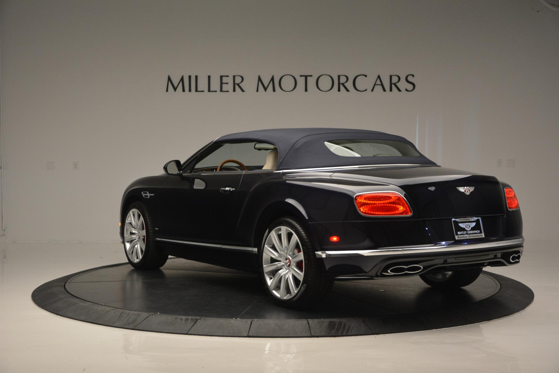 Used 2016 Bentley Continental GT V8 S Convertible  For Sale In Greenwich, CT 15_p17