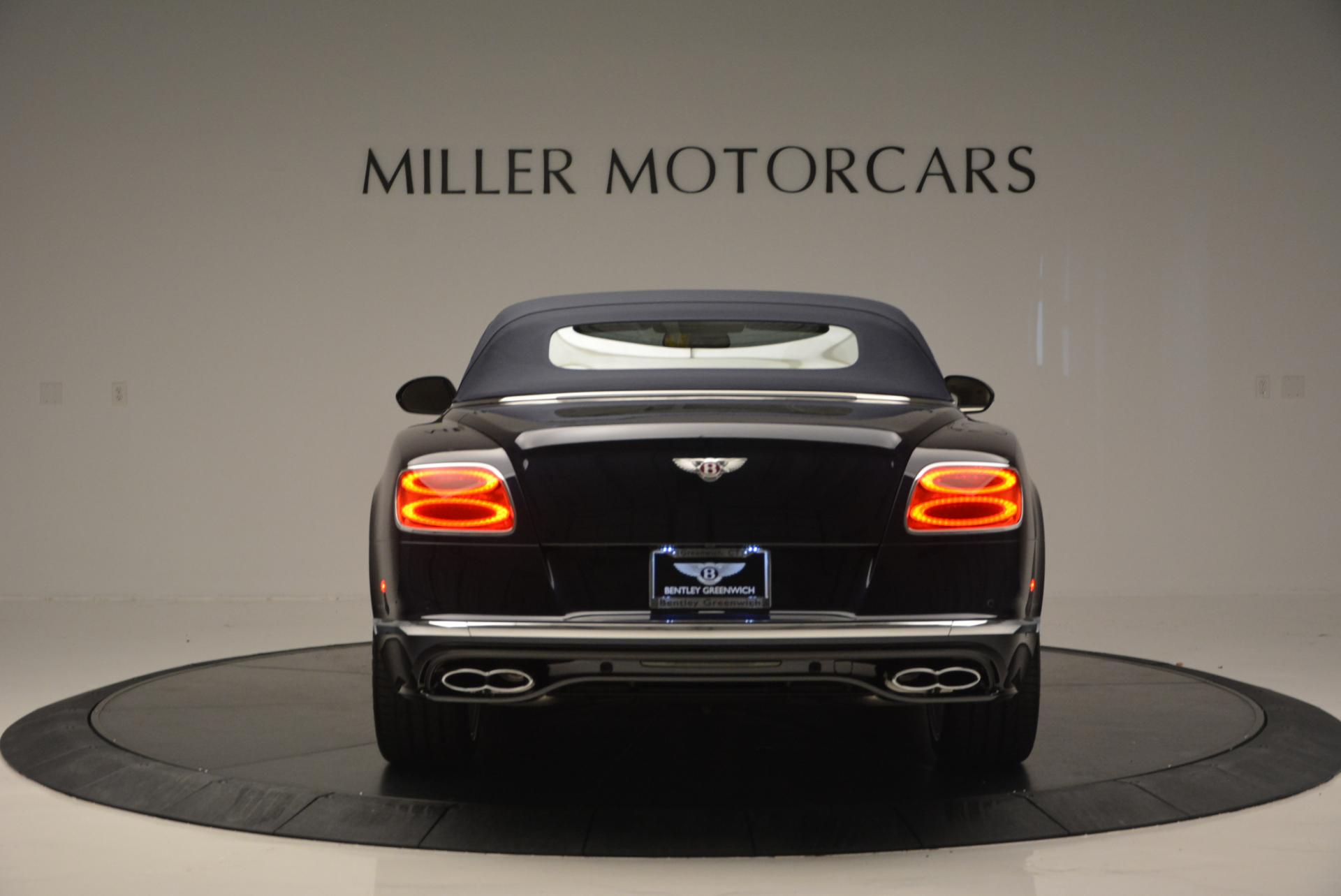 Used 2016 Bentley Continental GT V8 S Convertible  For Sale In Greenwich, CT 15_p18