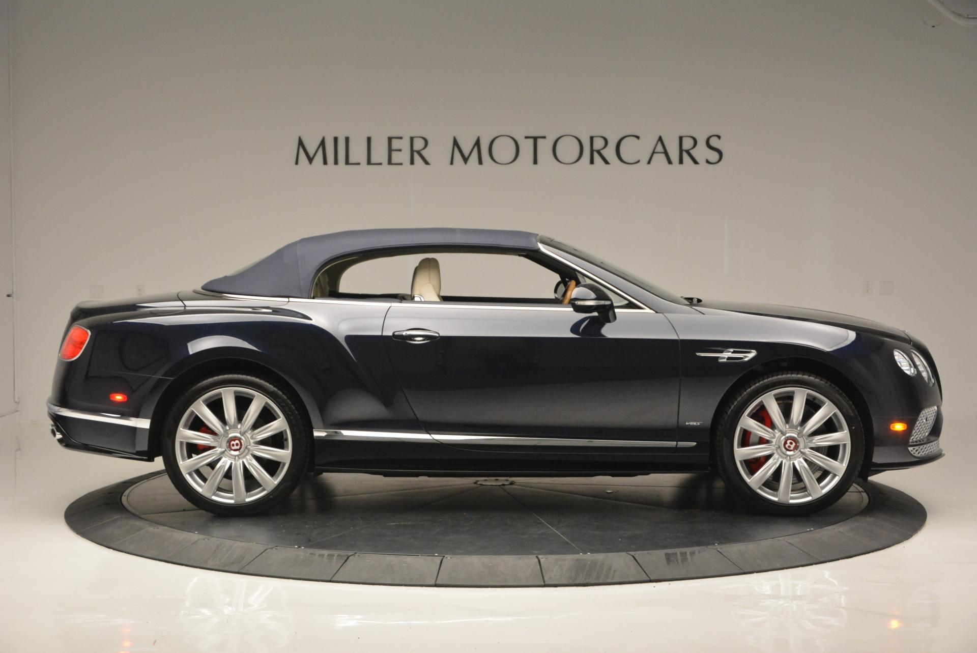 Used 2016 Bentley Continental GT V8 S Convertible  For Sale In Greenwich, CT 15_p21