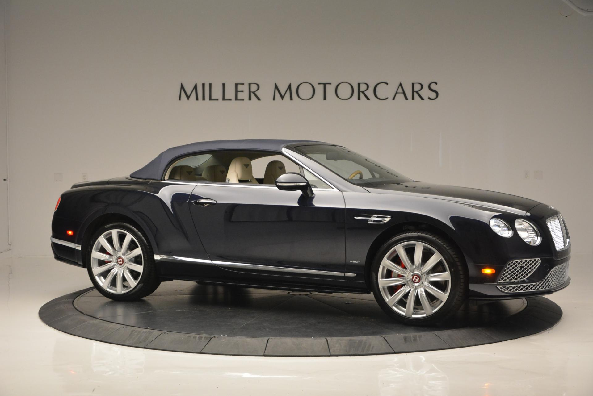 Used 2016 Bentley Continental GT V8 S Convertible  For Sale In Greenwich, CT 15_p22