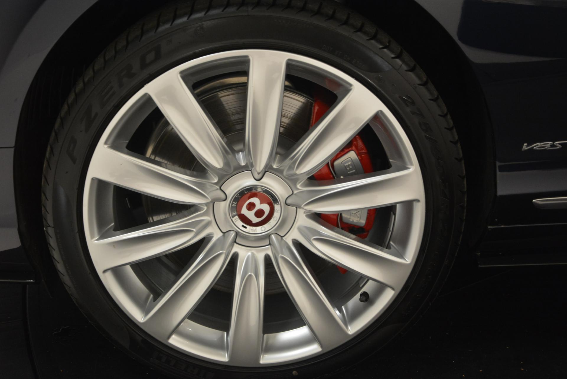 Used 2016 Bentley Continental GT V8 S Convertible  For Sale In Greenwich, CT 15_p28