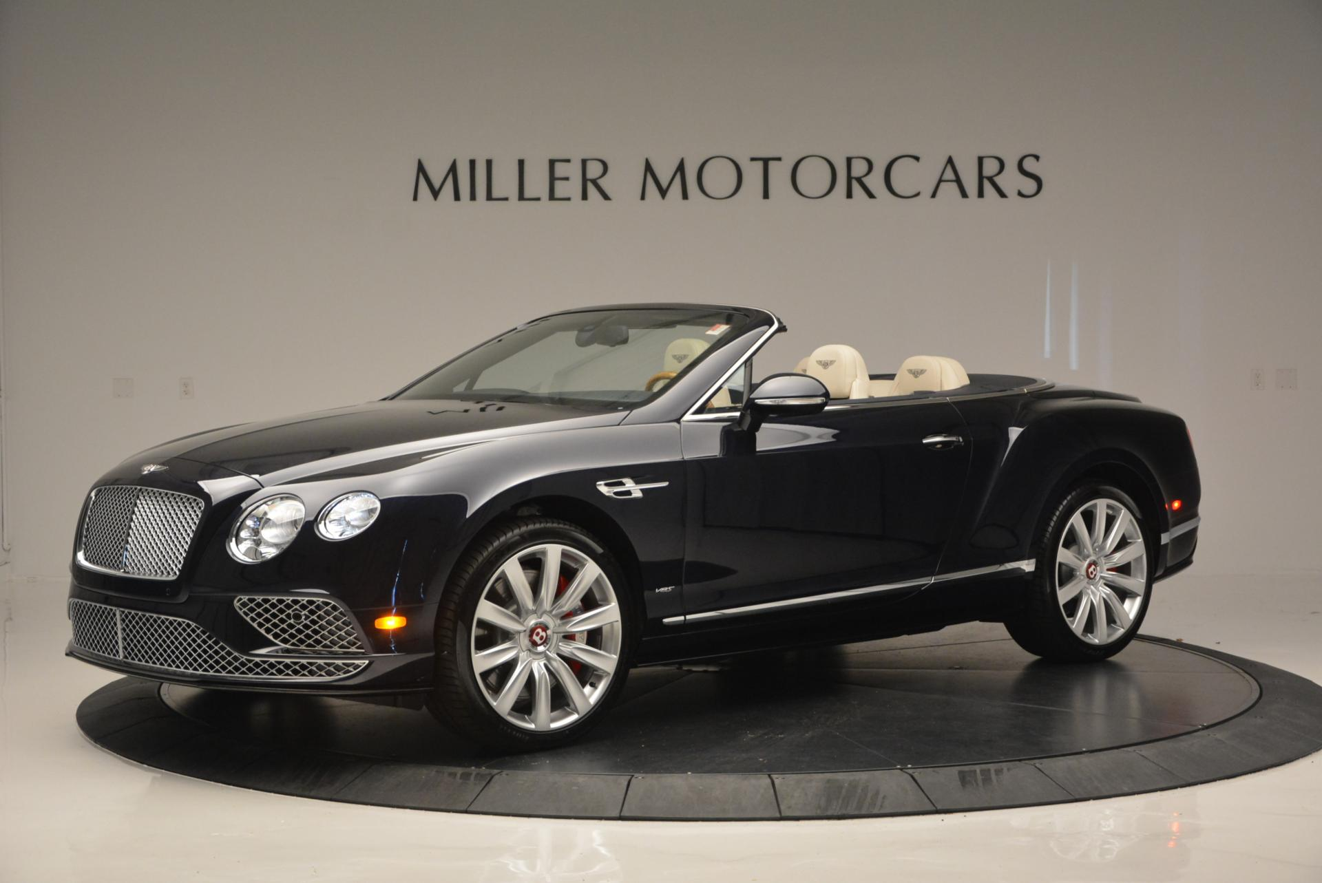 Used 2016 Bentley Continental GT V8 S Convertible  For Sale In Greenwich, CT 15_p2