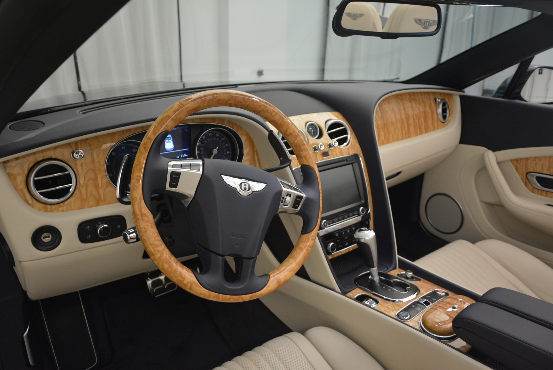 Used 2016 Bentley Continental GT V8 S Convertible  For Sale In Greenwich, CT 15_p34