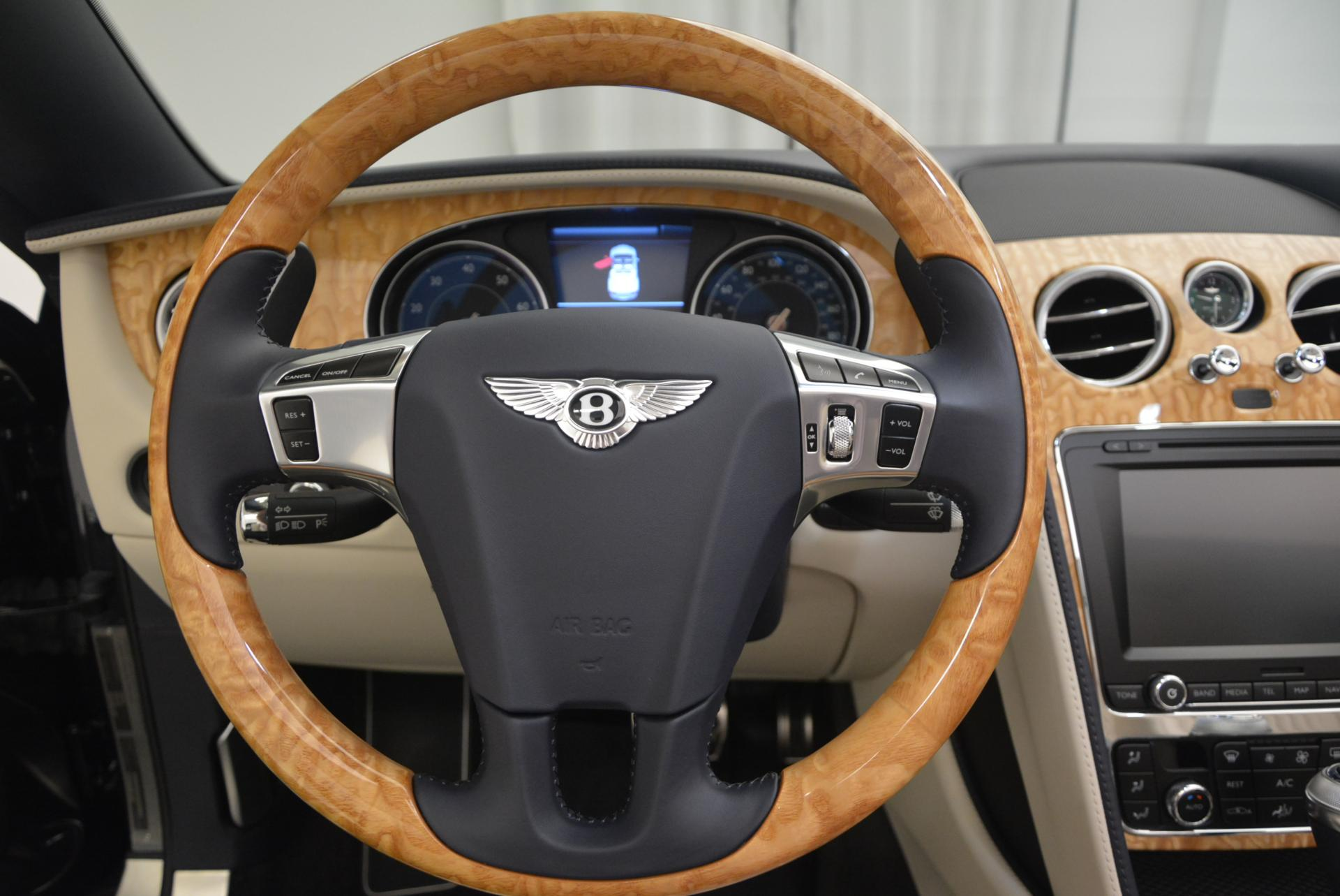 Used 2016 Bentley Continental GT V8 S Convertible  For Sale In Greenwich, CT 15_p35