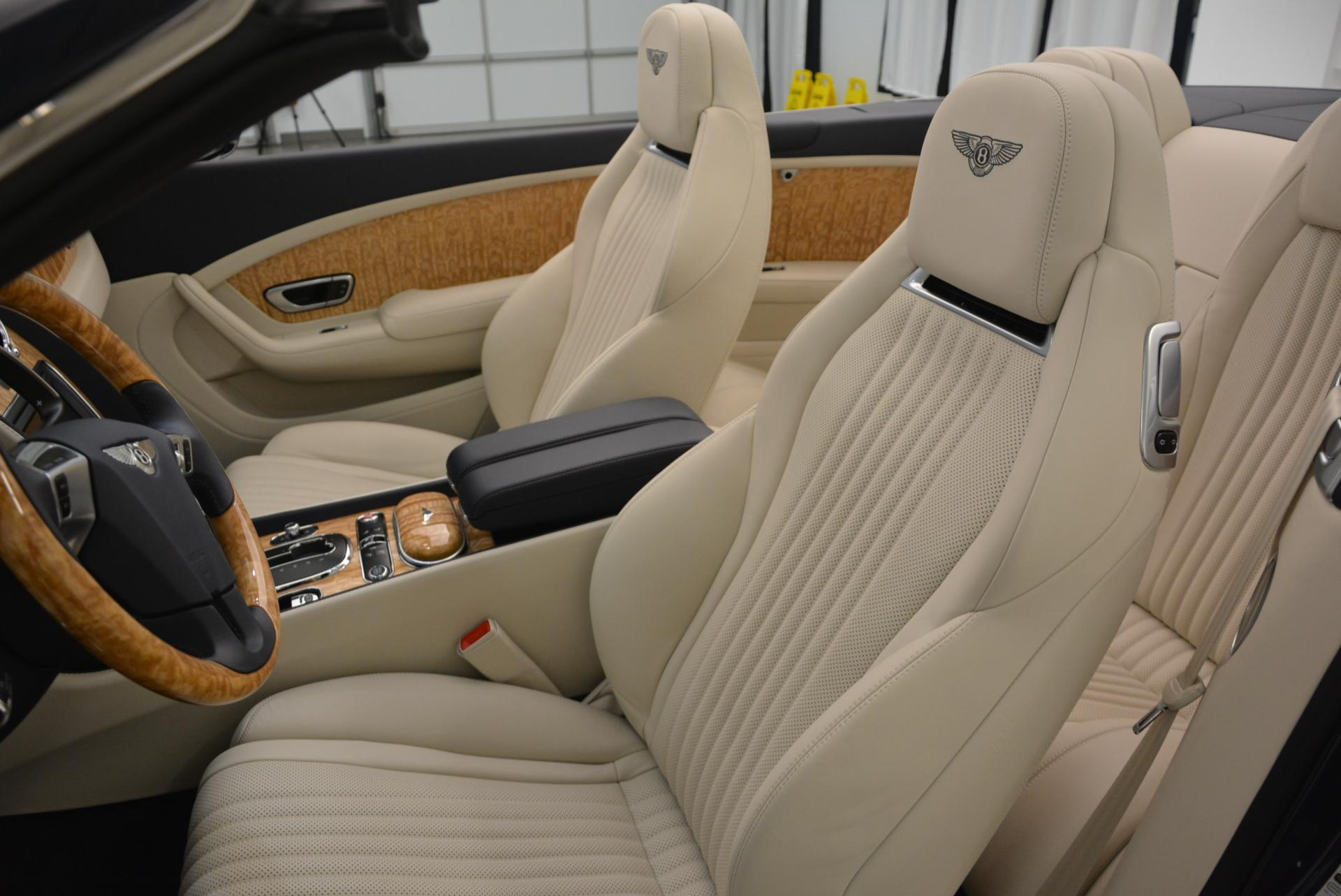 Used 2016 Bentley Continental GT V8 S Convertible  For Sale In Greenwich, CT 15_p37