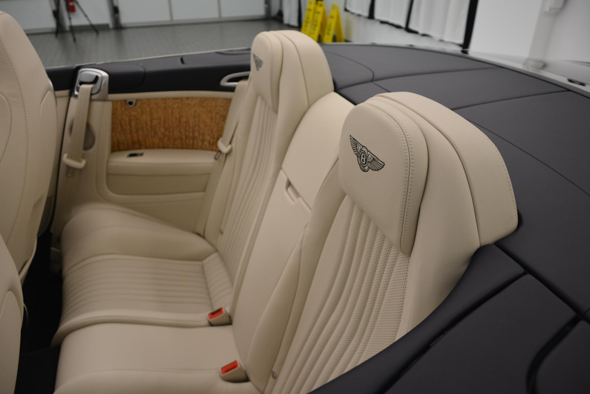 Used 2016 Bentley Continental GT V8 S Convertible  For Sale In Greenwich, CT 15_p39