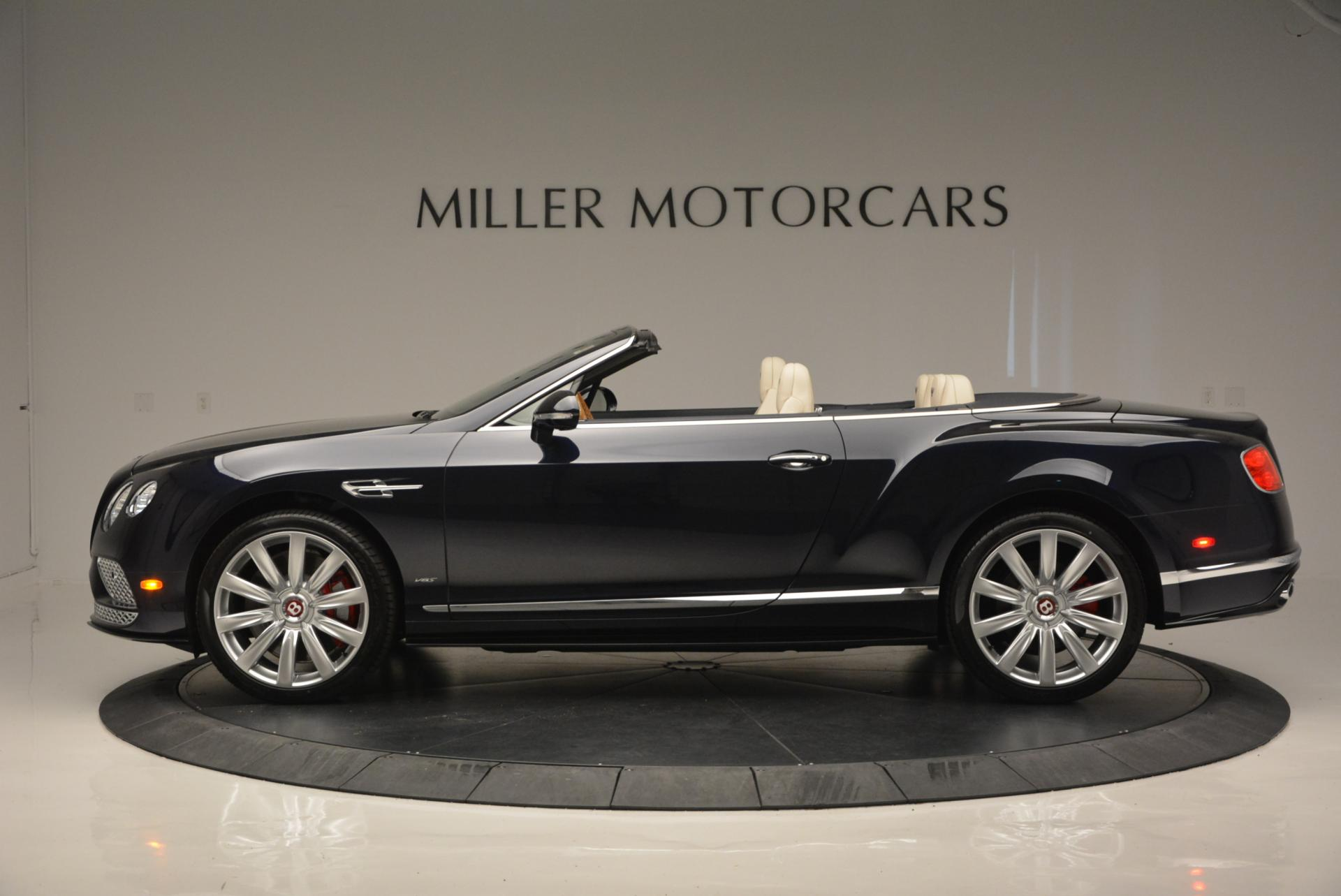 Used 2016 Bentley Continental GT V8 S Convertible  For Sale In Greenwich, CT 15_p3