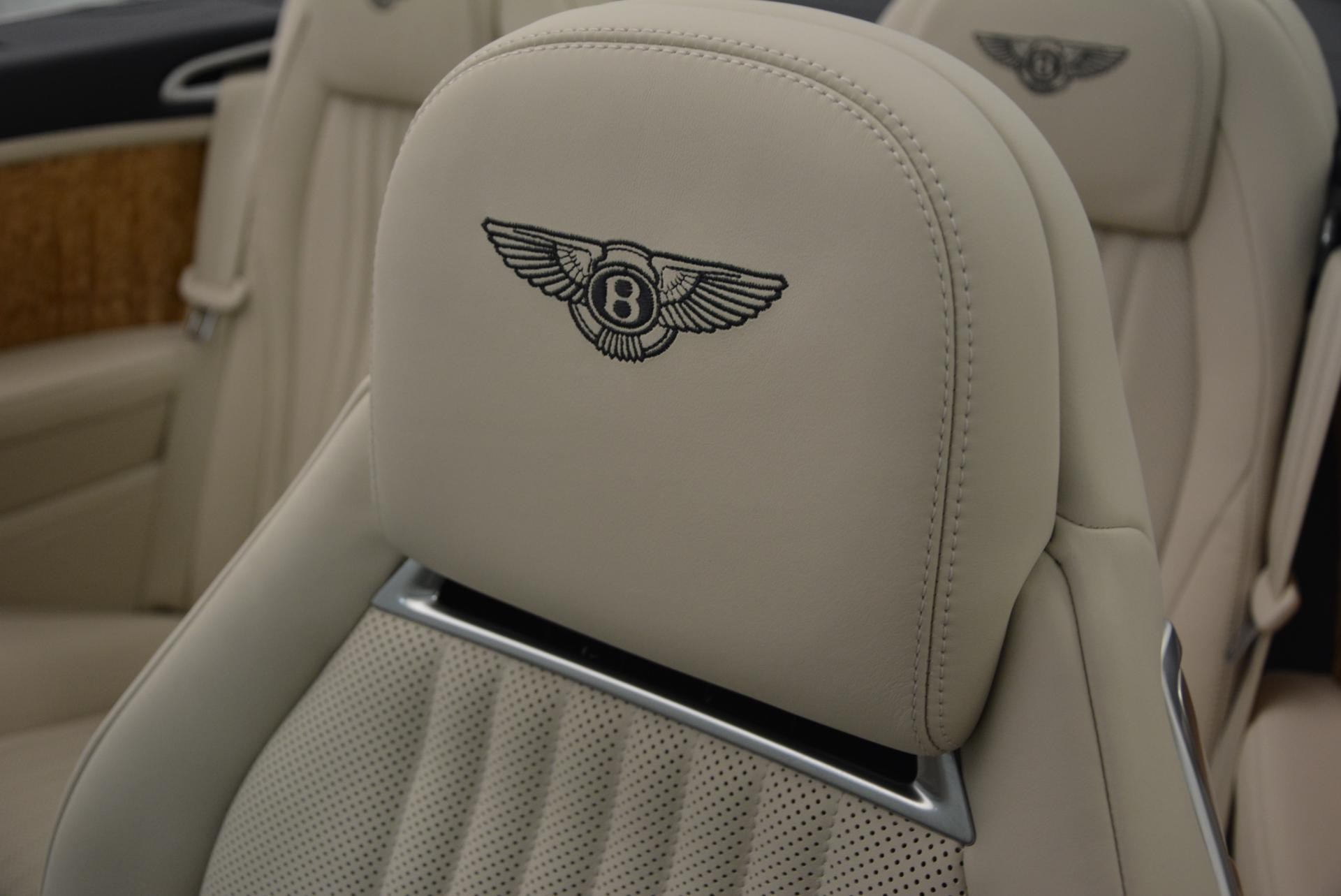Used 2016 Bentley Continental GT V8 S Convertible  For Sale In Greenwich, CT 15_p41