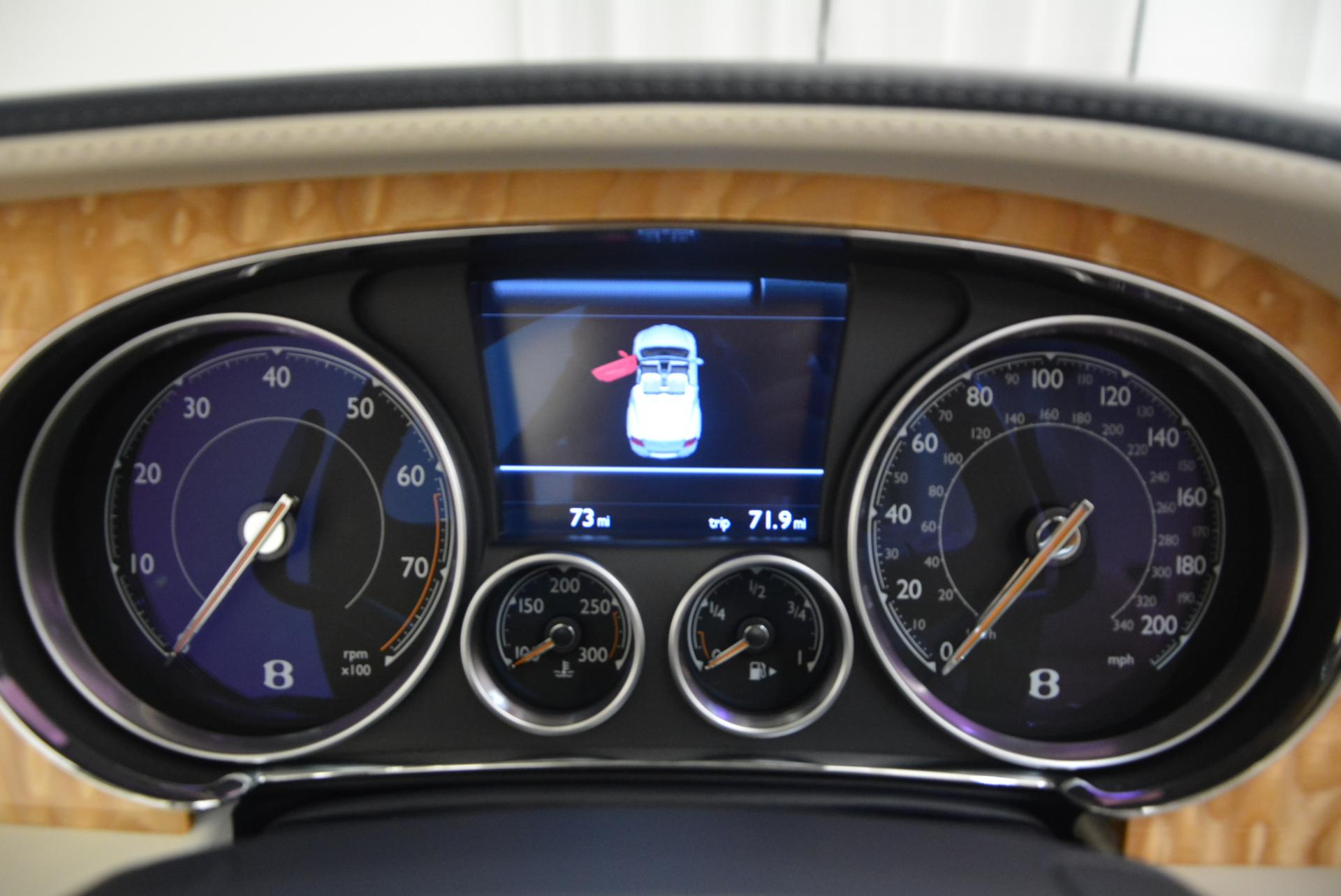 Used 2016 Bentley Continental GT V8 S Convertible  For Sale In Greenwich, CT 15_p43