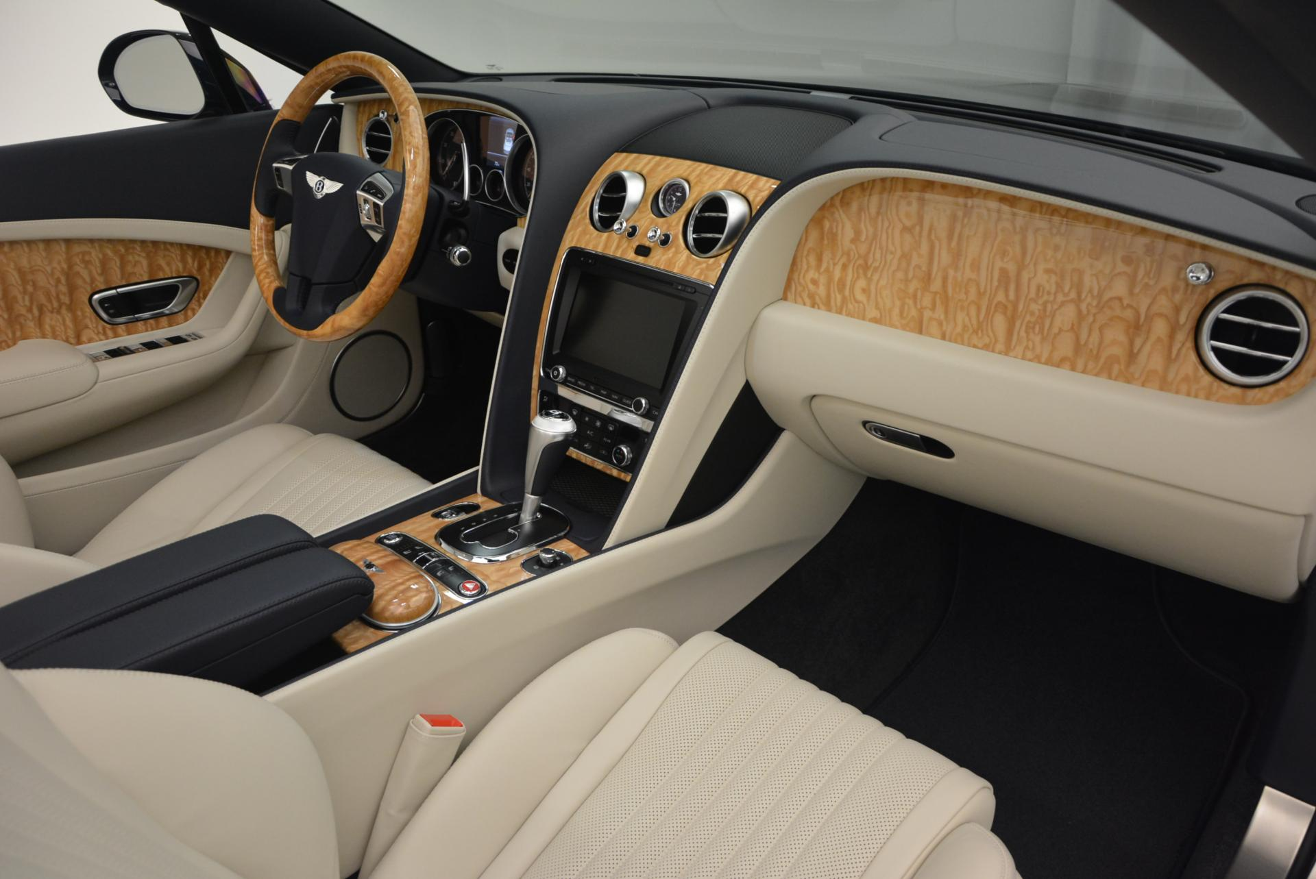 Used 2016 Bentley Continental GT V8 S Convertible  For Sale In Greenwich, CT 15_p47