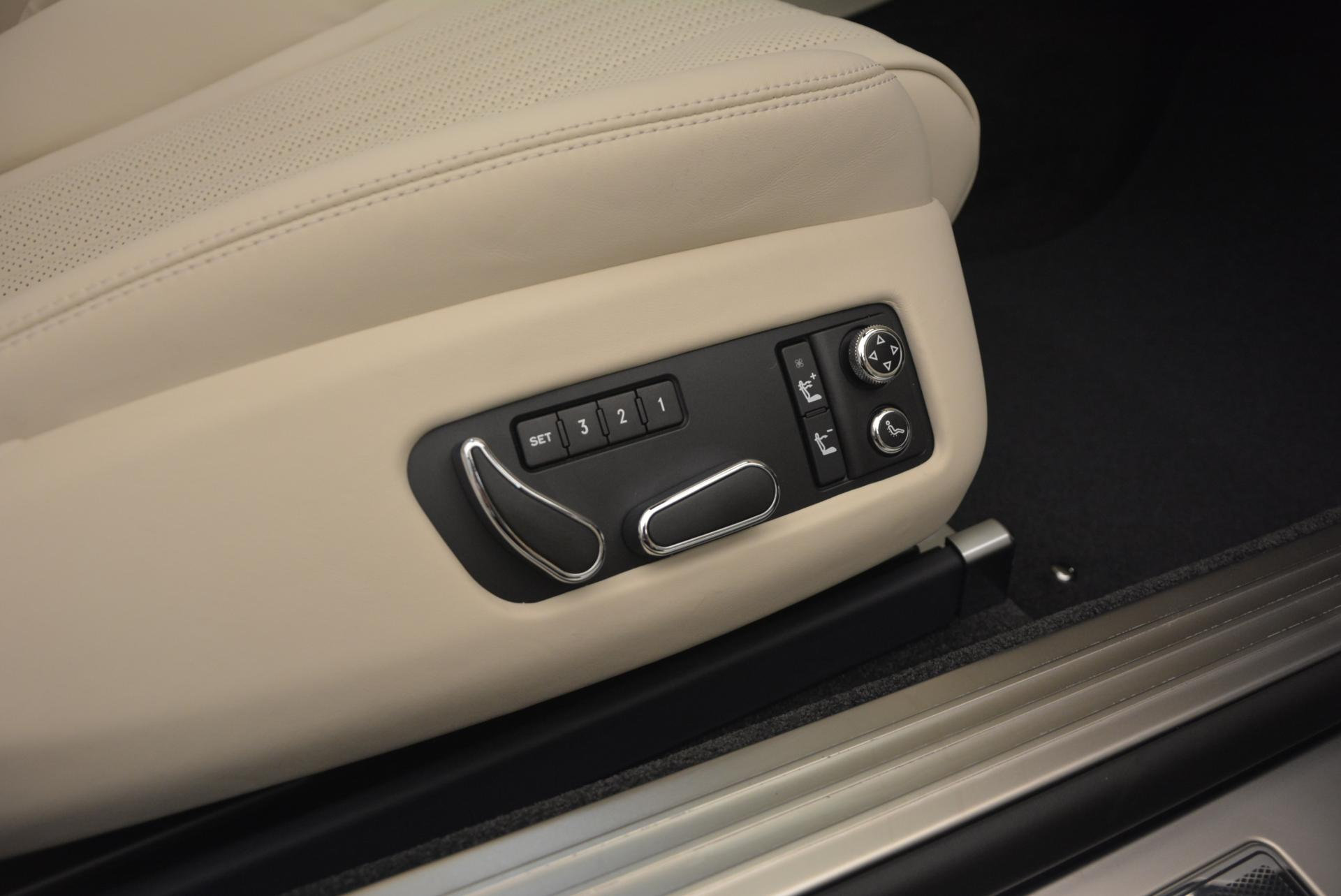 Used 2016 Bentley Continental GT V8 S Convertible  For Sale In Greenwich, CT 15_p50