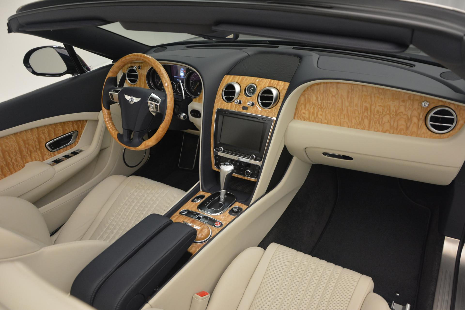Used 2016 Bentley Continental GT V8 S Convertible  For Sale In Greenwich, CT 15_p51