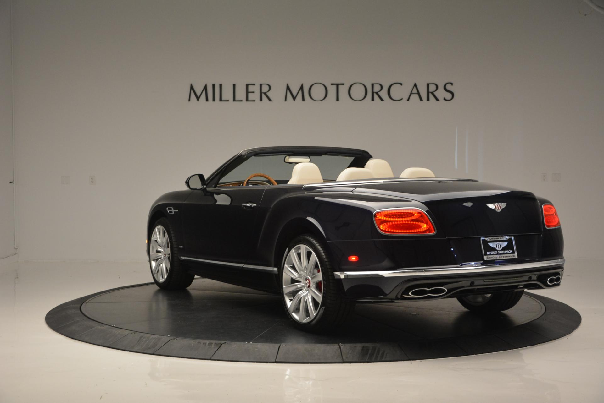 Used 2016 Bentley Continental GT V8 S Convertible  For Sale In Greenwich, CT 15_p5