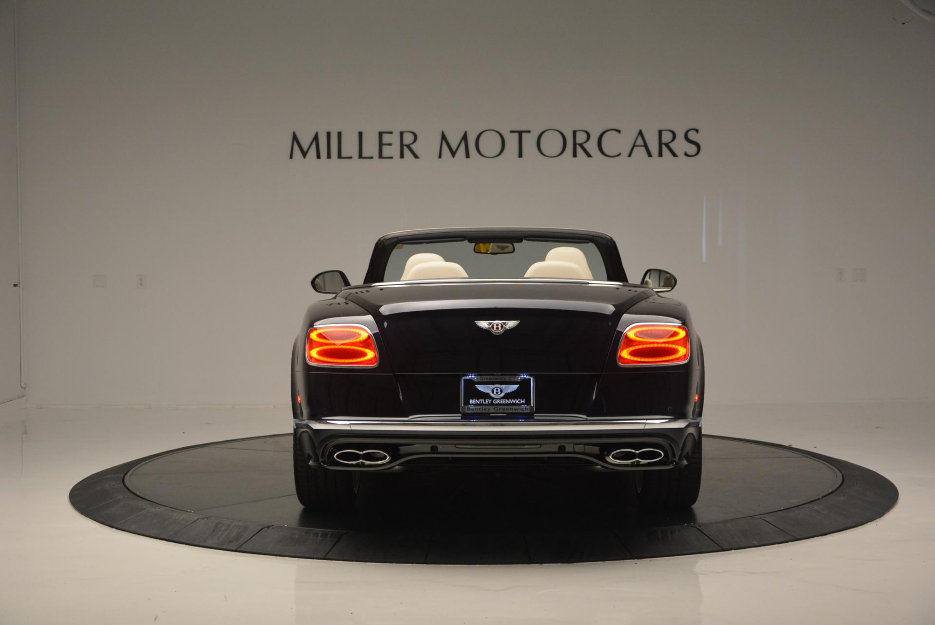 Used 2016 Bentley Continental GT V8 S Convertible  For Sale In Greenwich, CT 15_p6