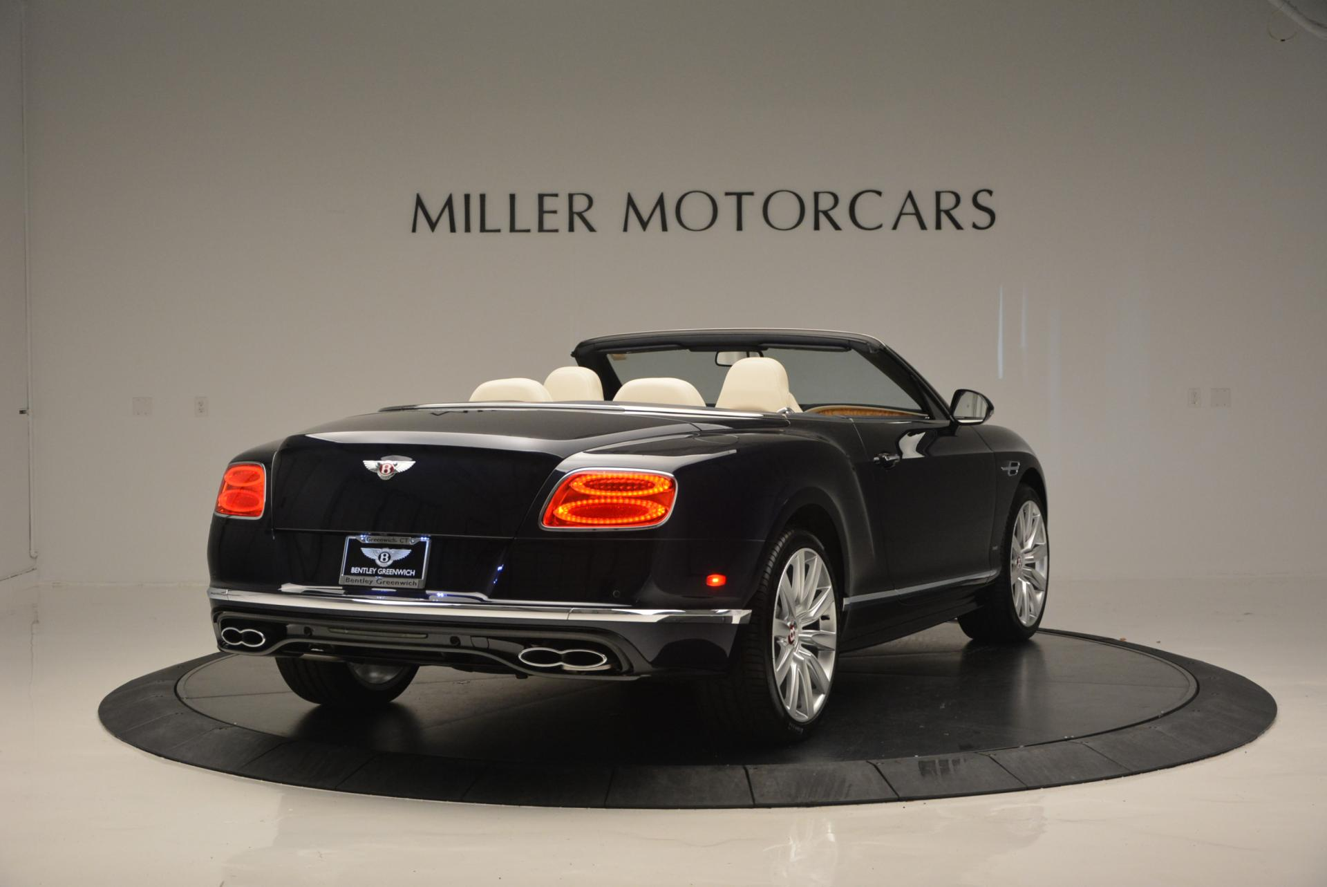 Used 2016 Bentley Continental GT V8 S Convertible  For Sale In Greenwich, CT 15_p7