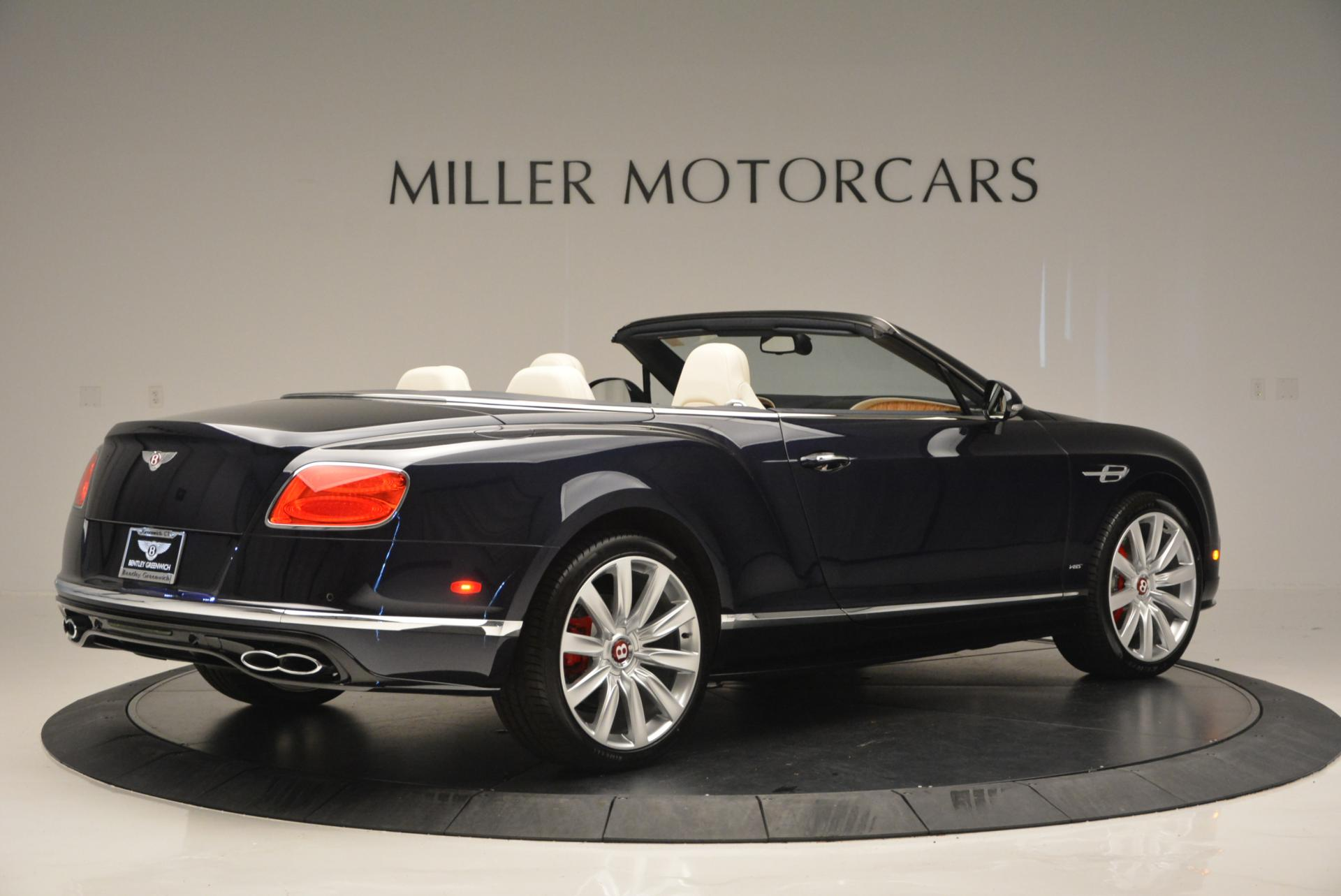 Used 2016 Bentley Continental GT V8 S Convertible  For Sale In Greenwich, CT 15_p8