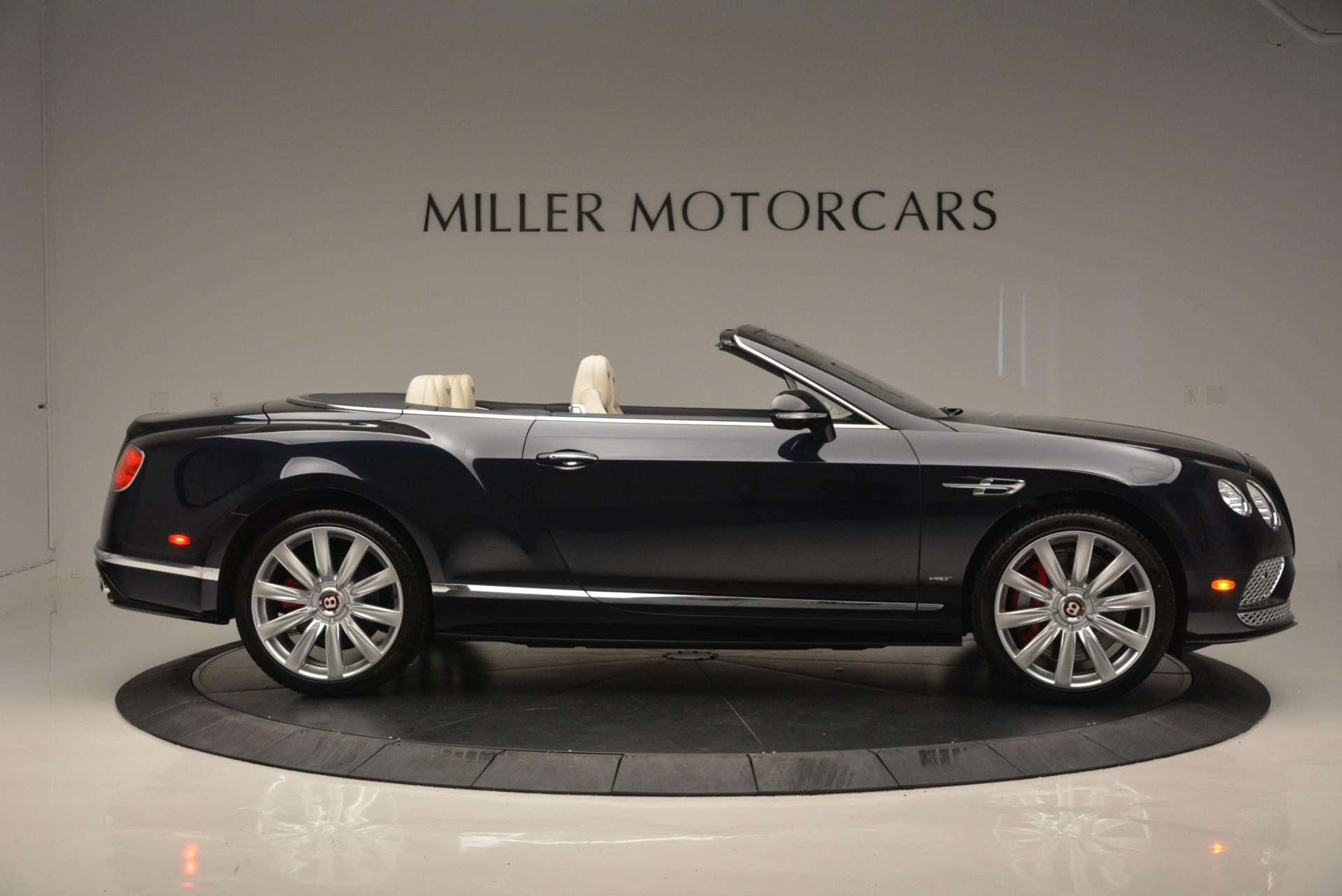 Used 2016 Bentley Continental GT V8 S Convertible  For Sale In Greenwich, CT 15_p9