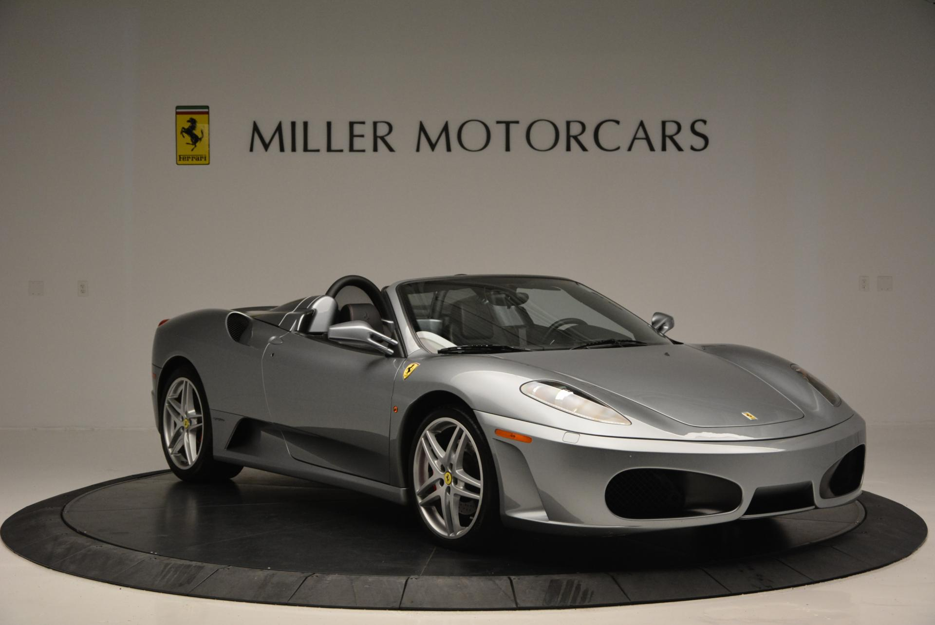 Used 2005 Ferrari F430 Spider For Sale In Greenwich, CT 150_p11