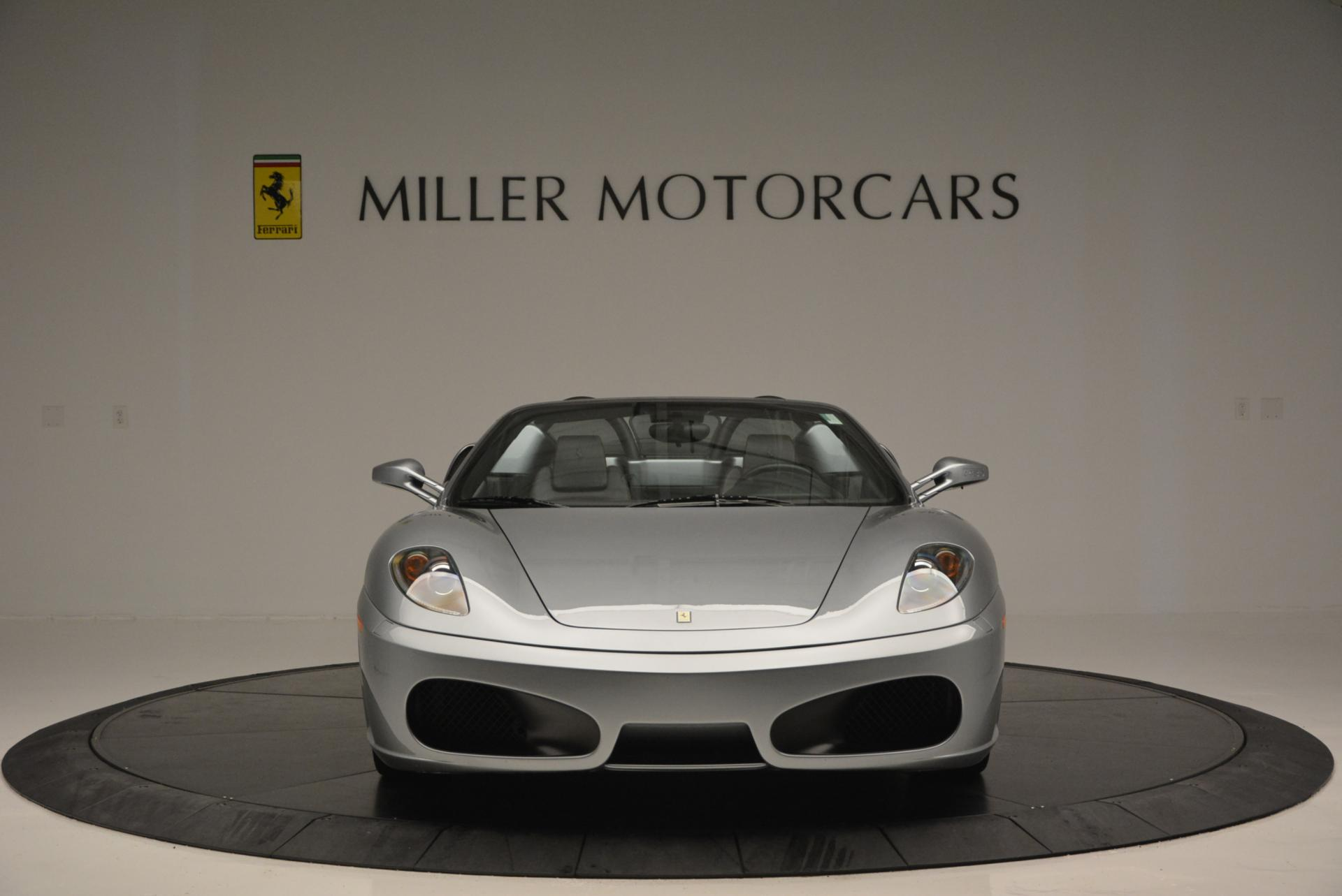 Used 2005 Ferrari F430 Spider For Sale In Greenwich, CT 150_p12