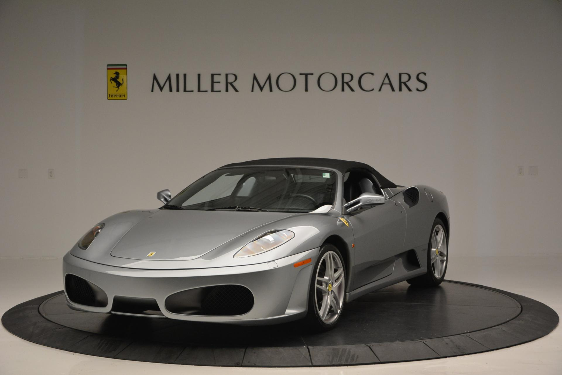 Used 2005 Ferrari F430 Spider For Sale In Greenwich, CT 150_p13