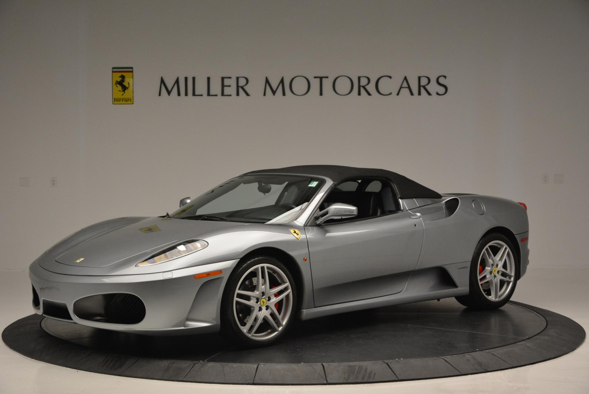 Used 2005 Ferrari F430 Spider For Sale In Greenwich, CT 150_p14