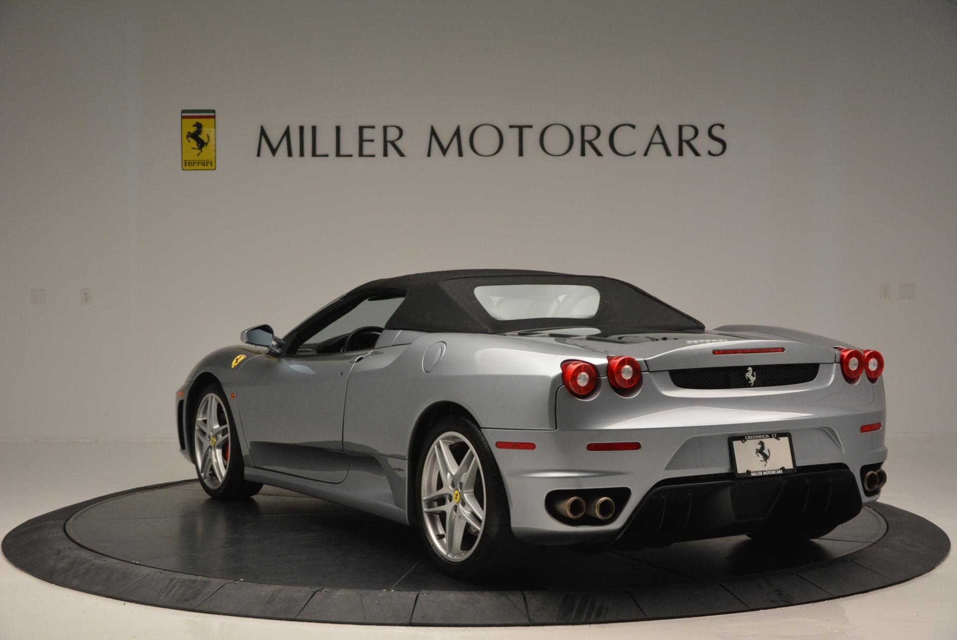 Used 2005 Ferrari F430 Spider For Sale In Greenwich, CT 150_p17